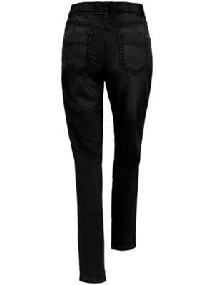 7/8 jeans van kjbrand, model betty slimleg ankle. met normale taillehoogte, comfortabele bovenbeenwijdte en ...