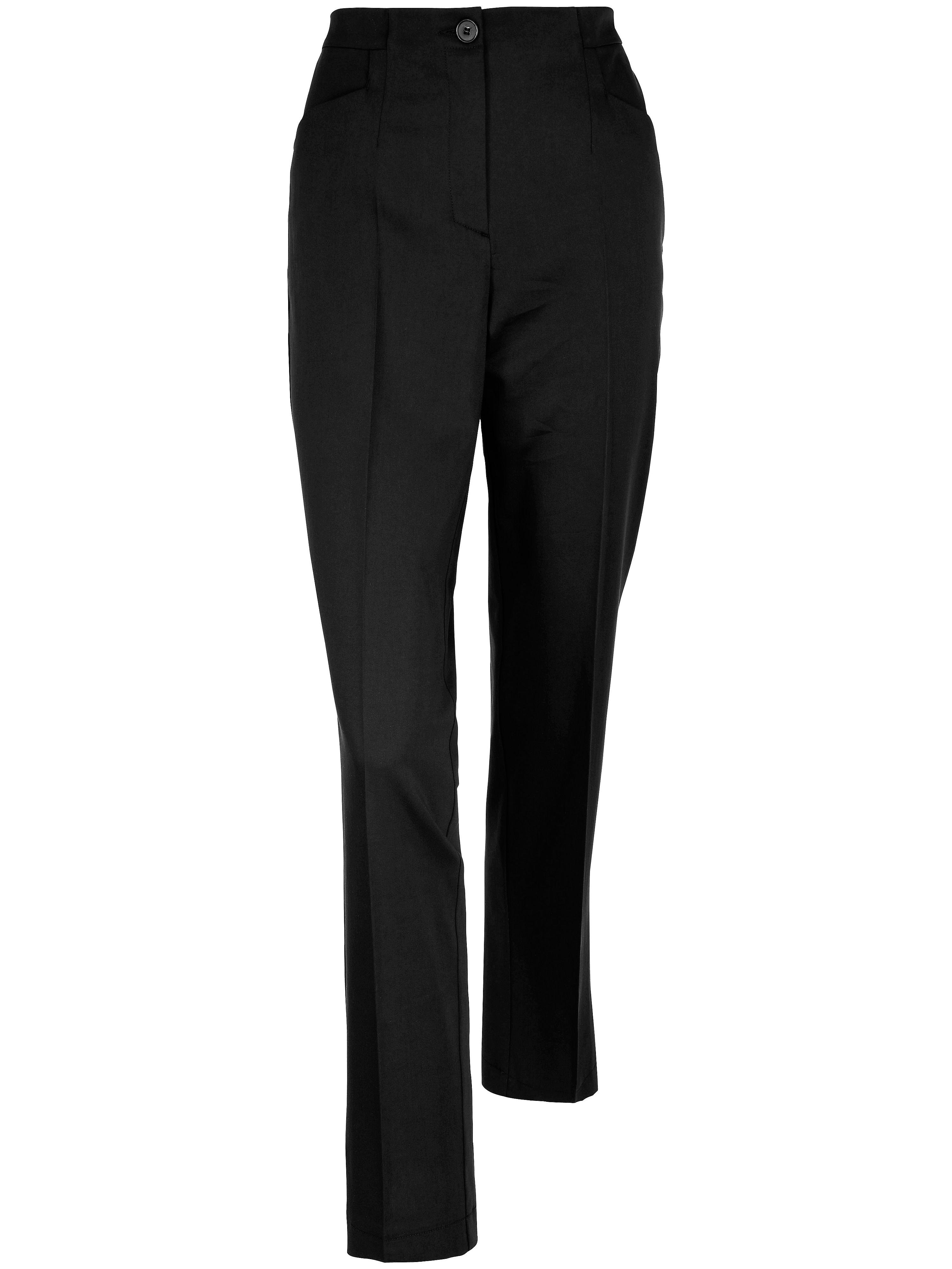 Le pantalon facile d'entretien  Peter Hahn noir taille 25