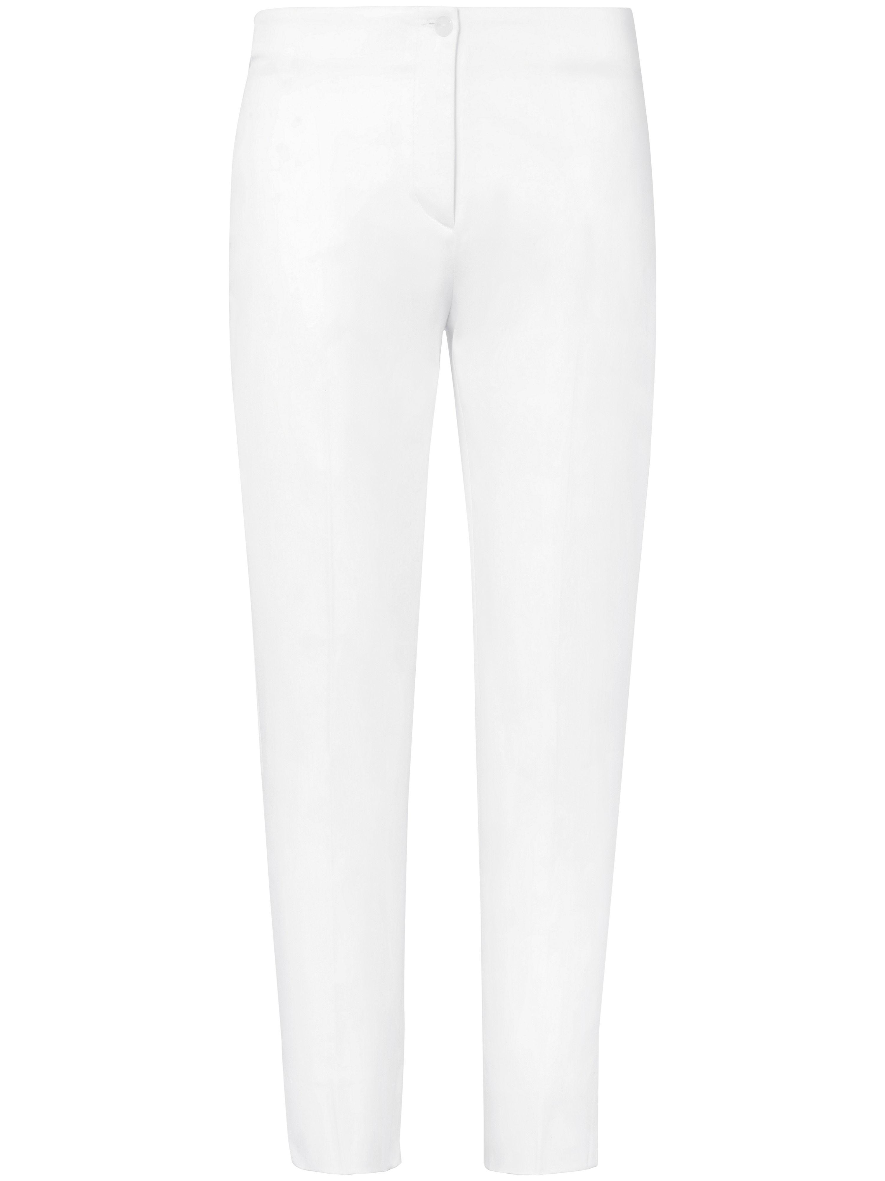 Le pantalon 7/8 coupe Barbara  MYBC blanc taille 24