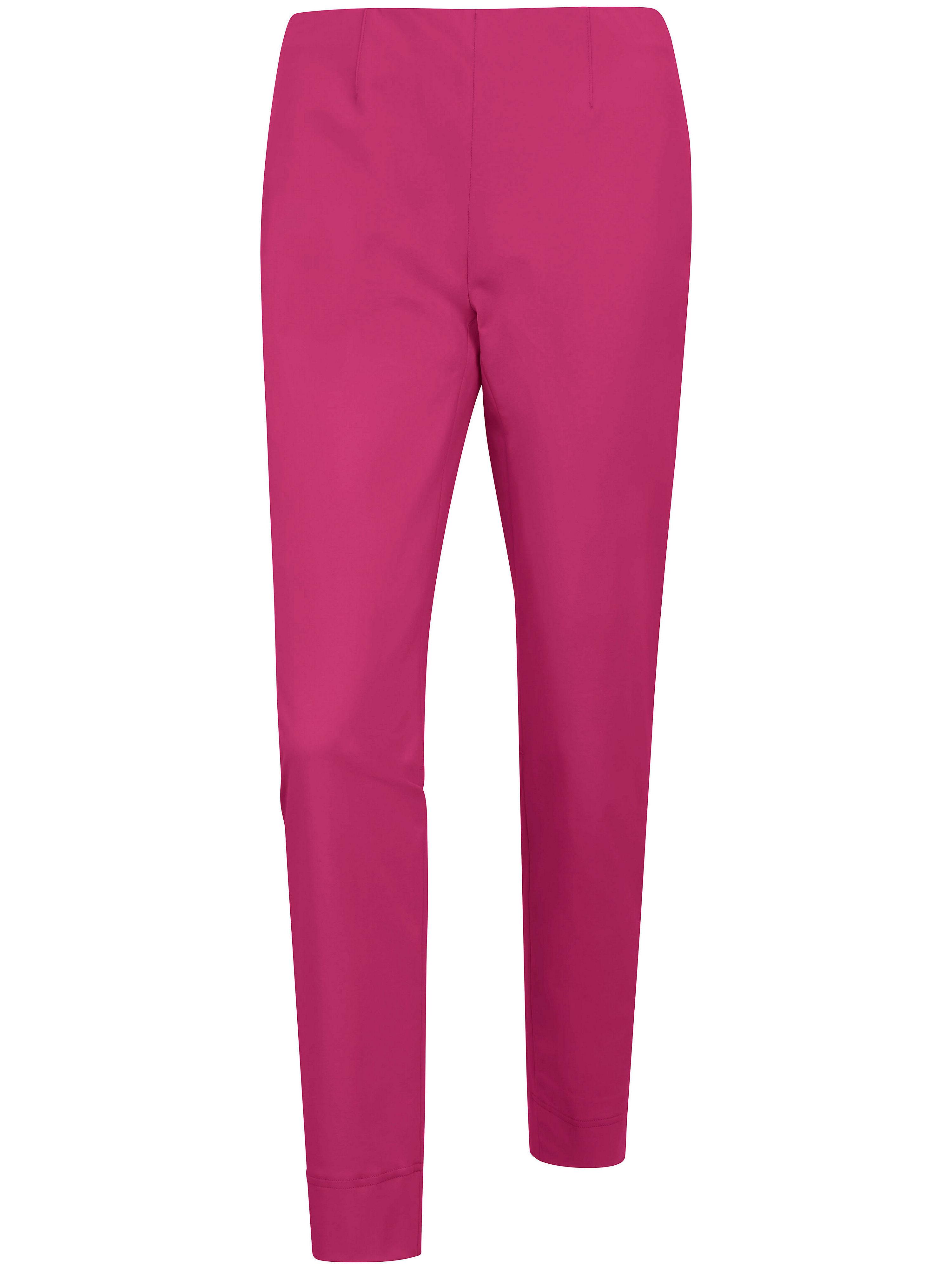 Knöchellange Hose Modell Penny Raffaello Rossi pink