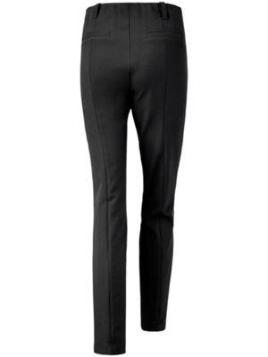 Enkellange broek van basler. in absoluut kreukarme, zeer elastische kwaliteit en met een verzorgde ...
