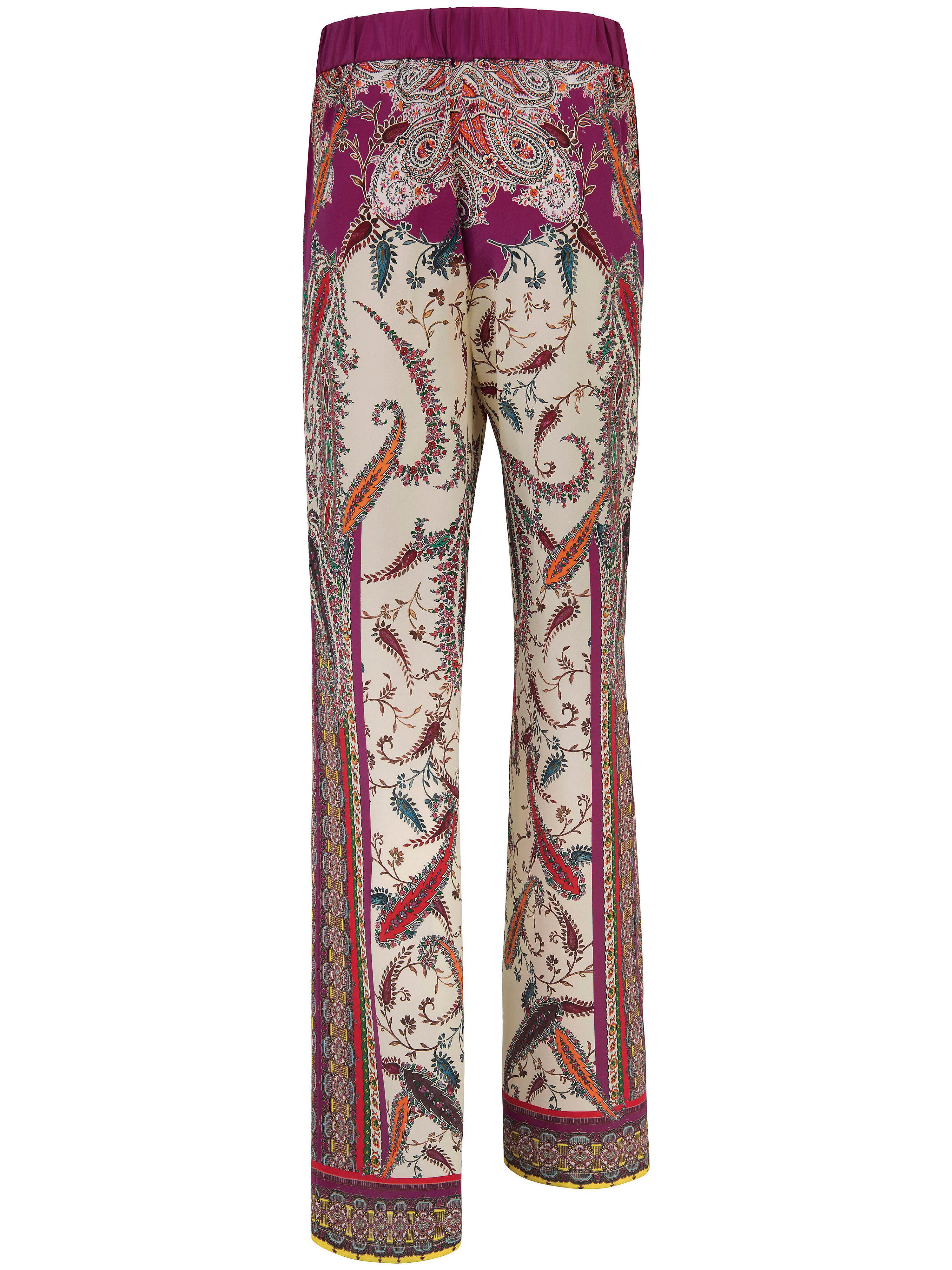 Buks 100% silke Fra Laura Biagiotti Donna multicolor