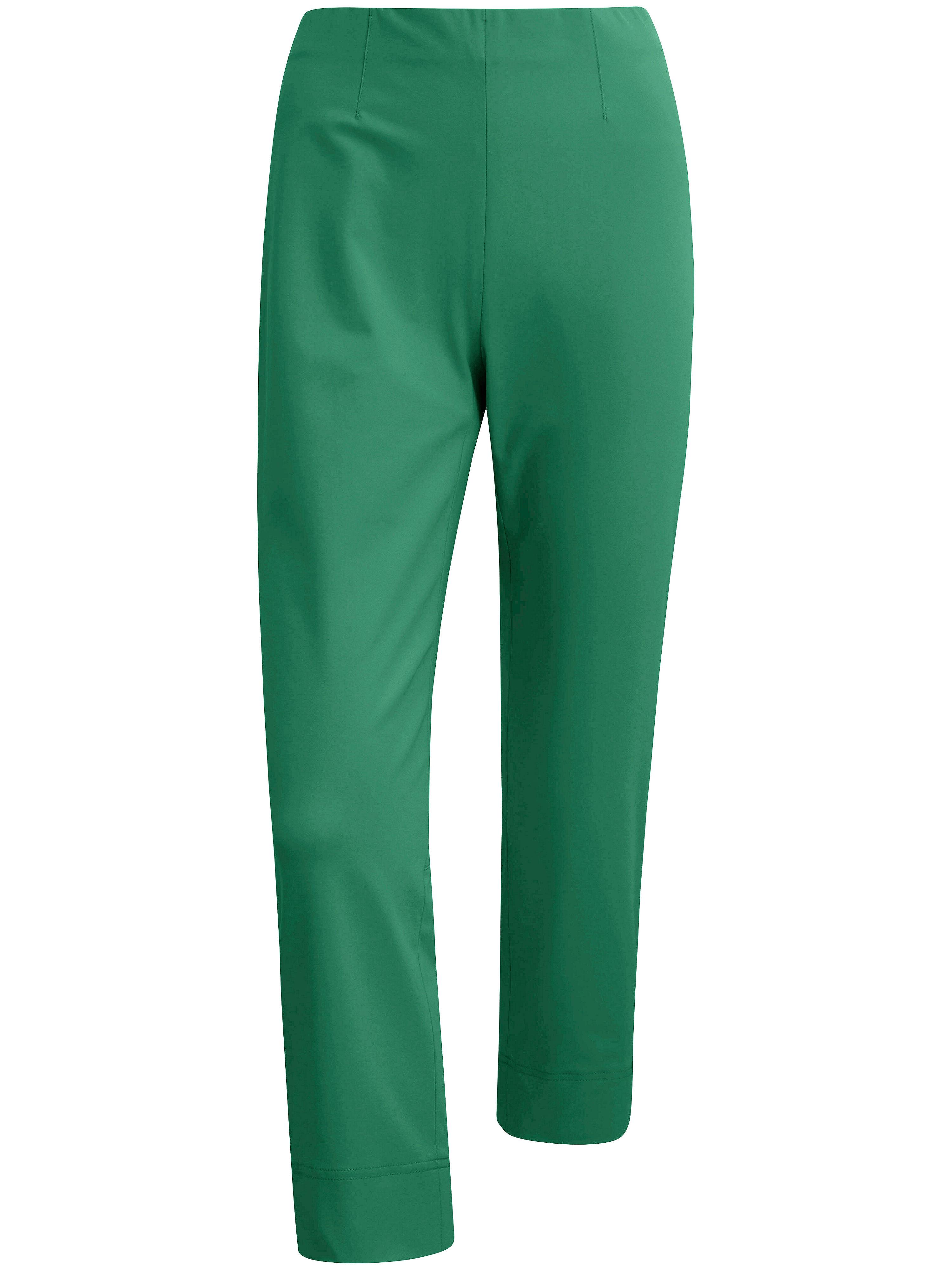 Image of   Bukser i 7/8-længde Slim Fit model Penny Fra Raffaello Rossi grøn