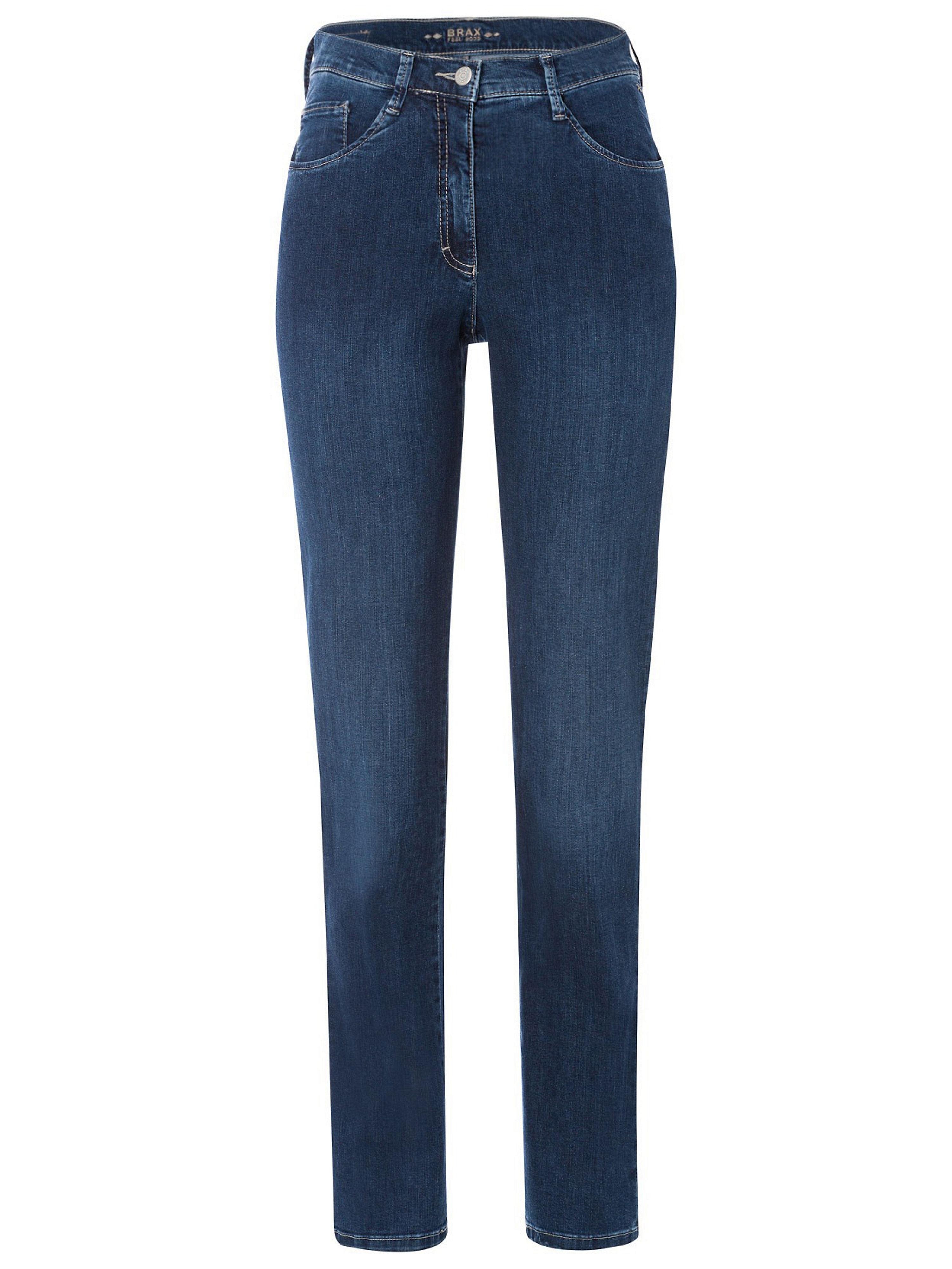 Image of   'Slim Fit'-jeans fra Brax Feel Good. Model MARY Fra Brax Feel Good denim