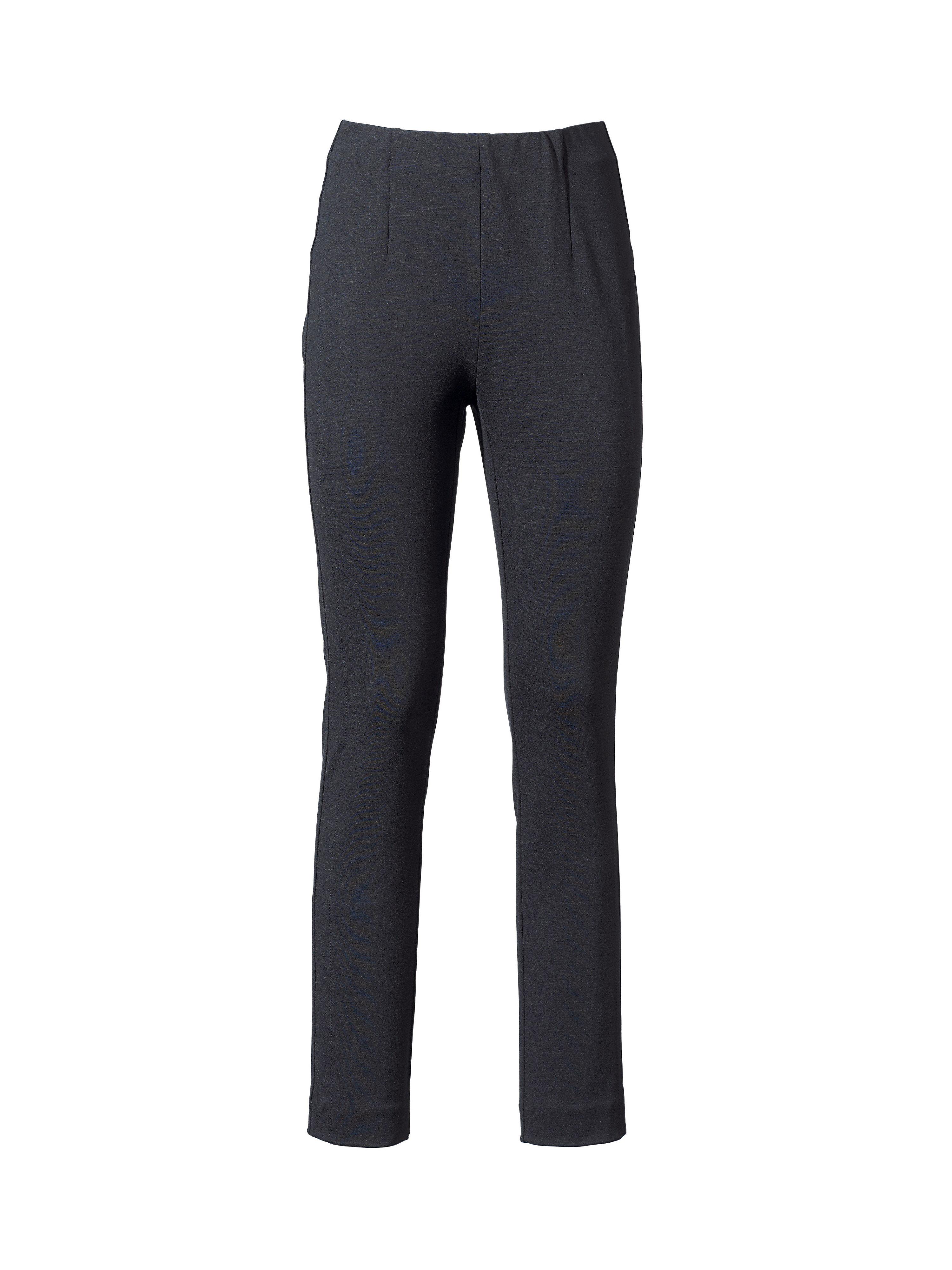Le pantalon  Peter Hahn noir taille 23