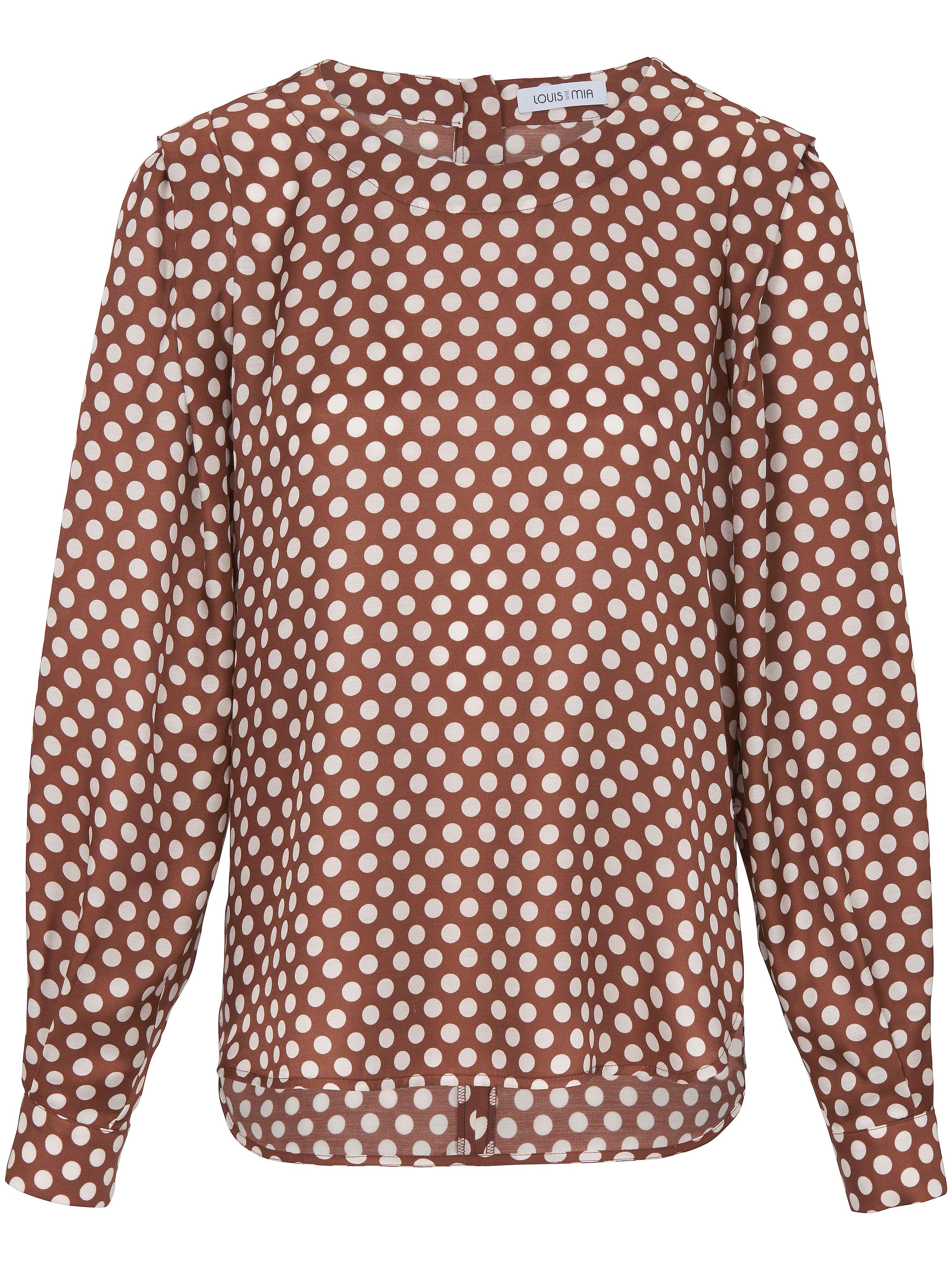 La blouse  Louis and Mia multicolore taille 38
