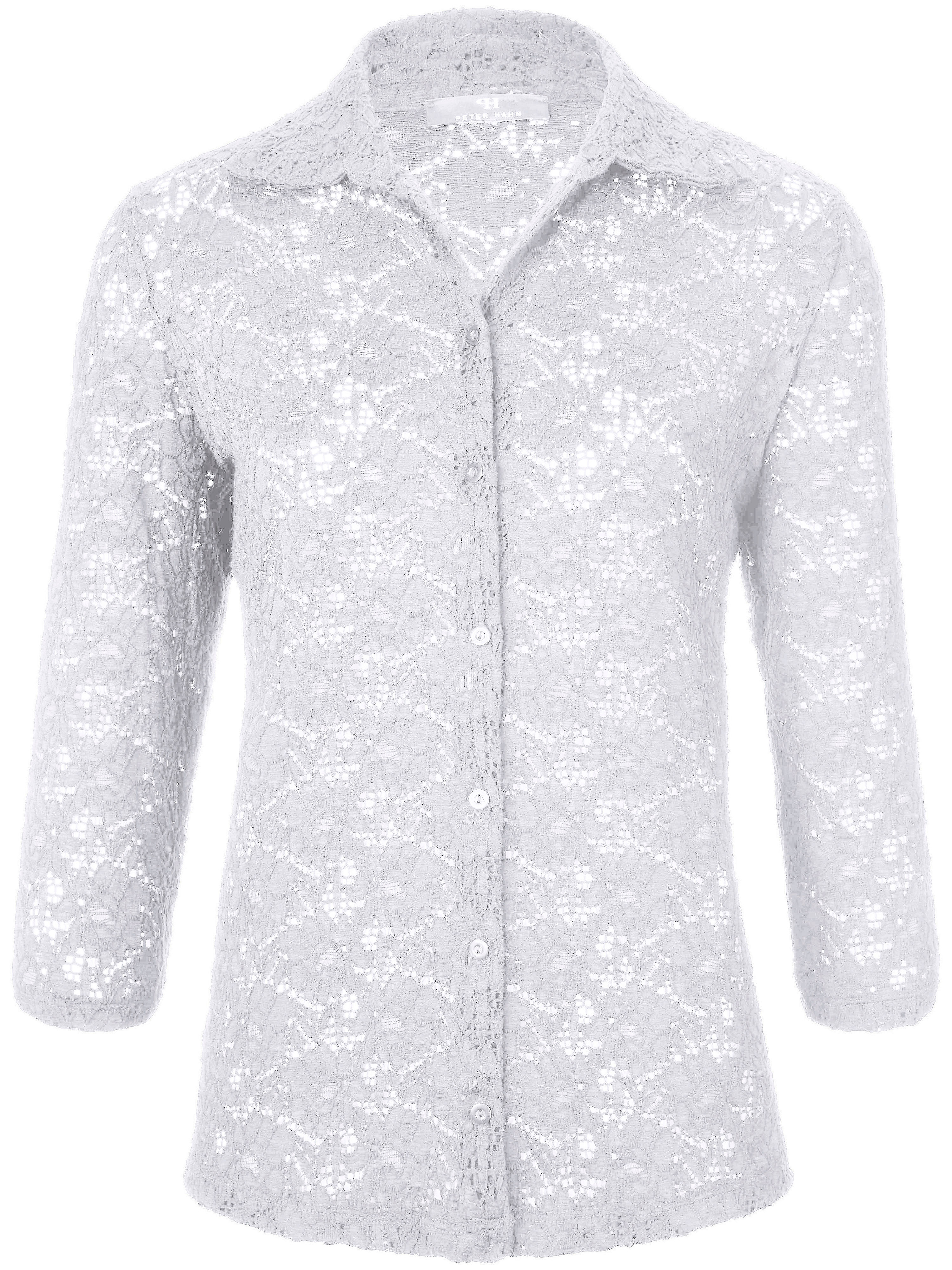 Le chemisier Peter Hahn blanc taille 40