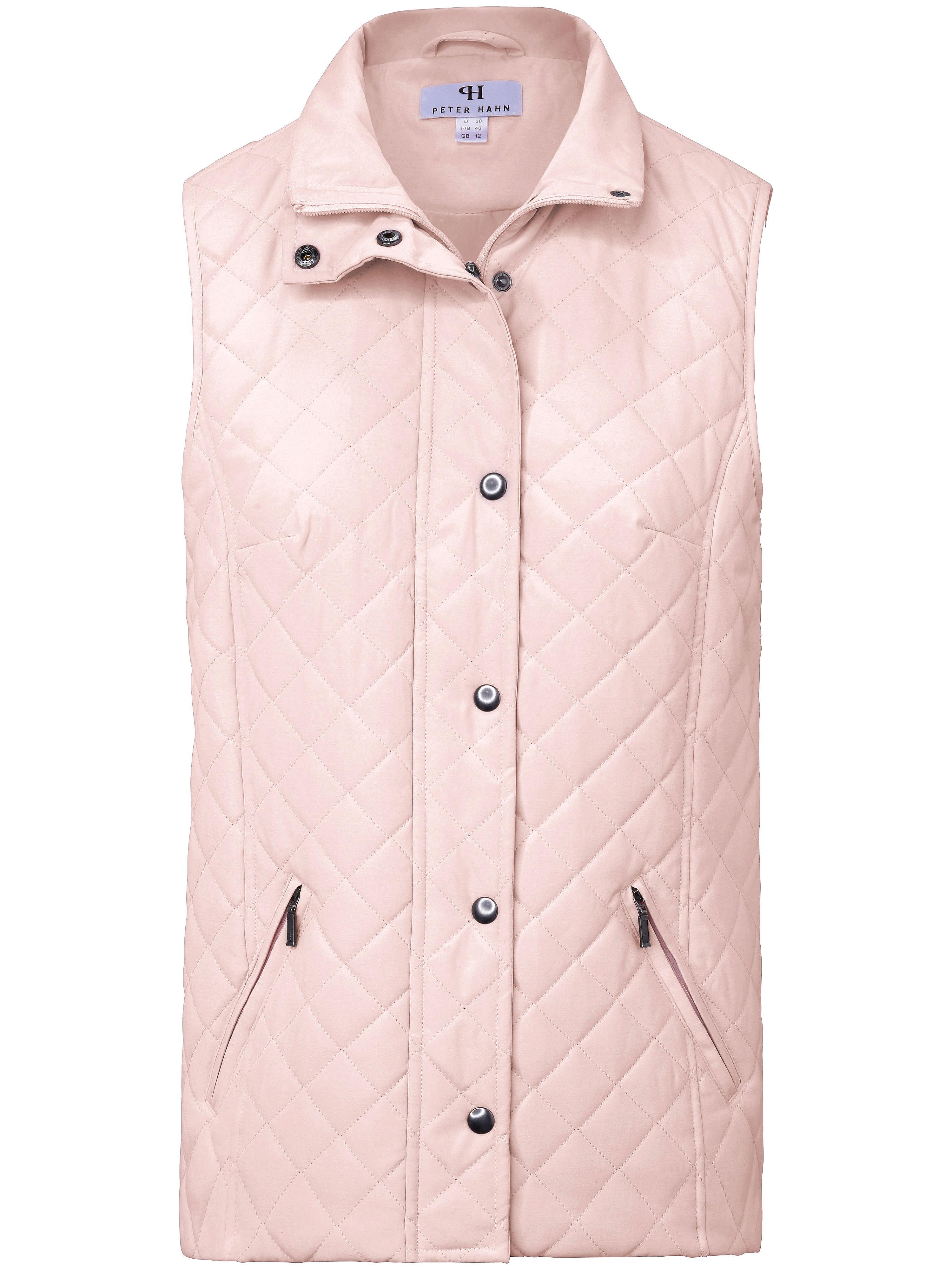 Image of   Quiltet vest Fra Peter Hahn rosé