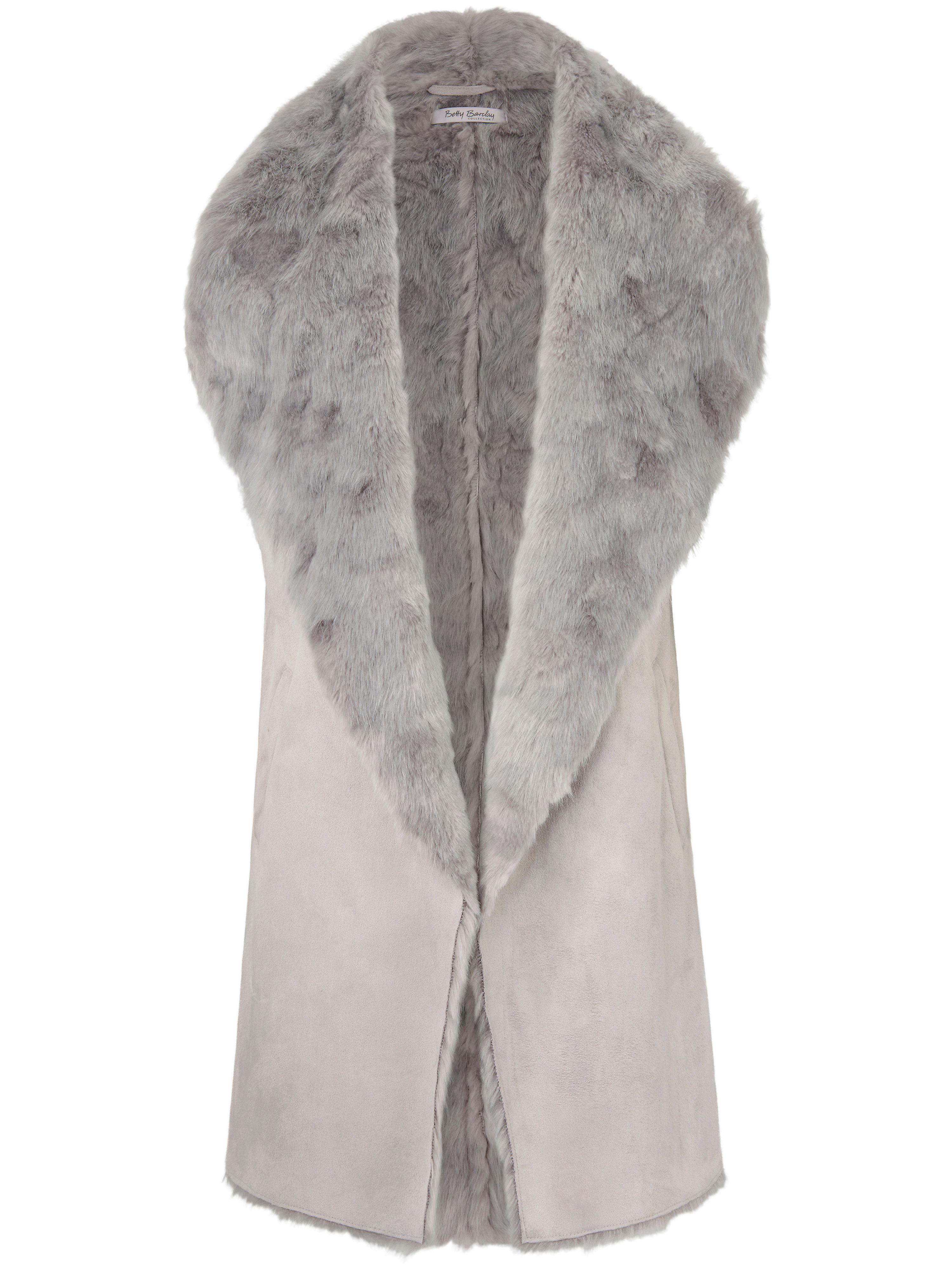 Image of   Vest Fra Betty Barclay grå