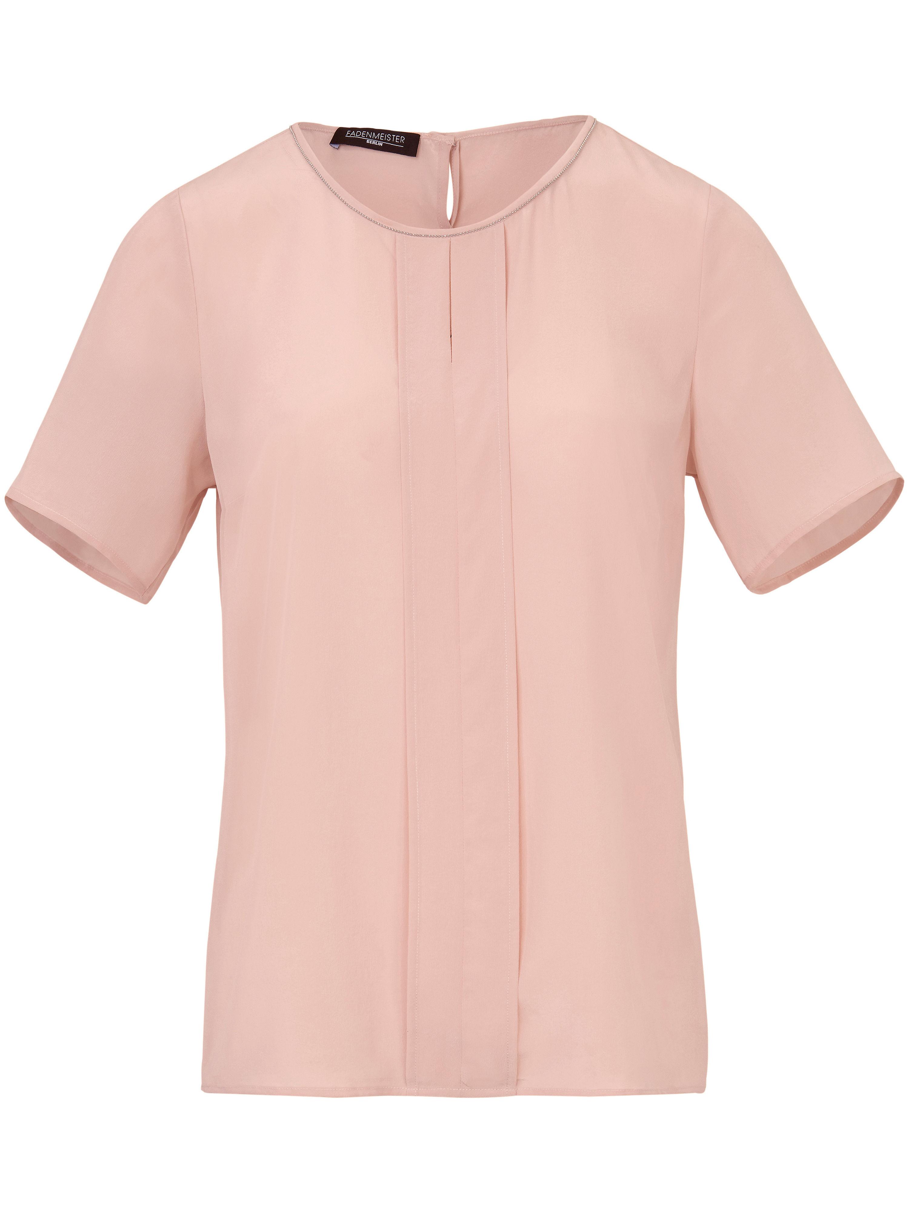 Image of   Skjorte 100% silke Fra Fadenmeister Berlin rosé