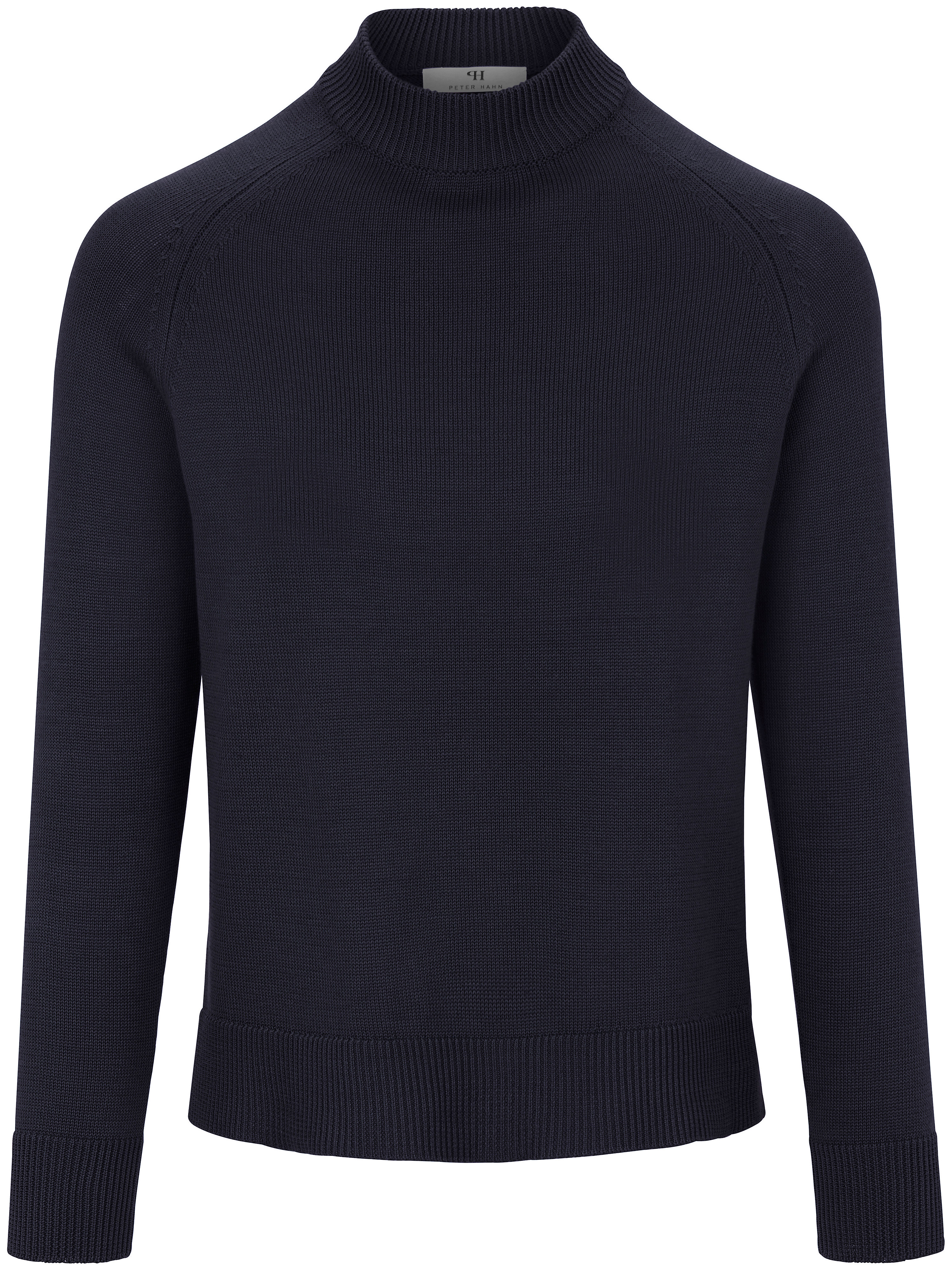Le pull 100% coton  Peter Hahn bleu taille 38
