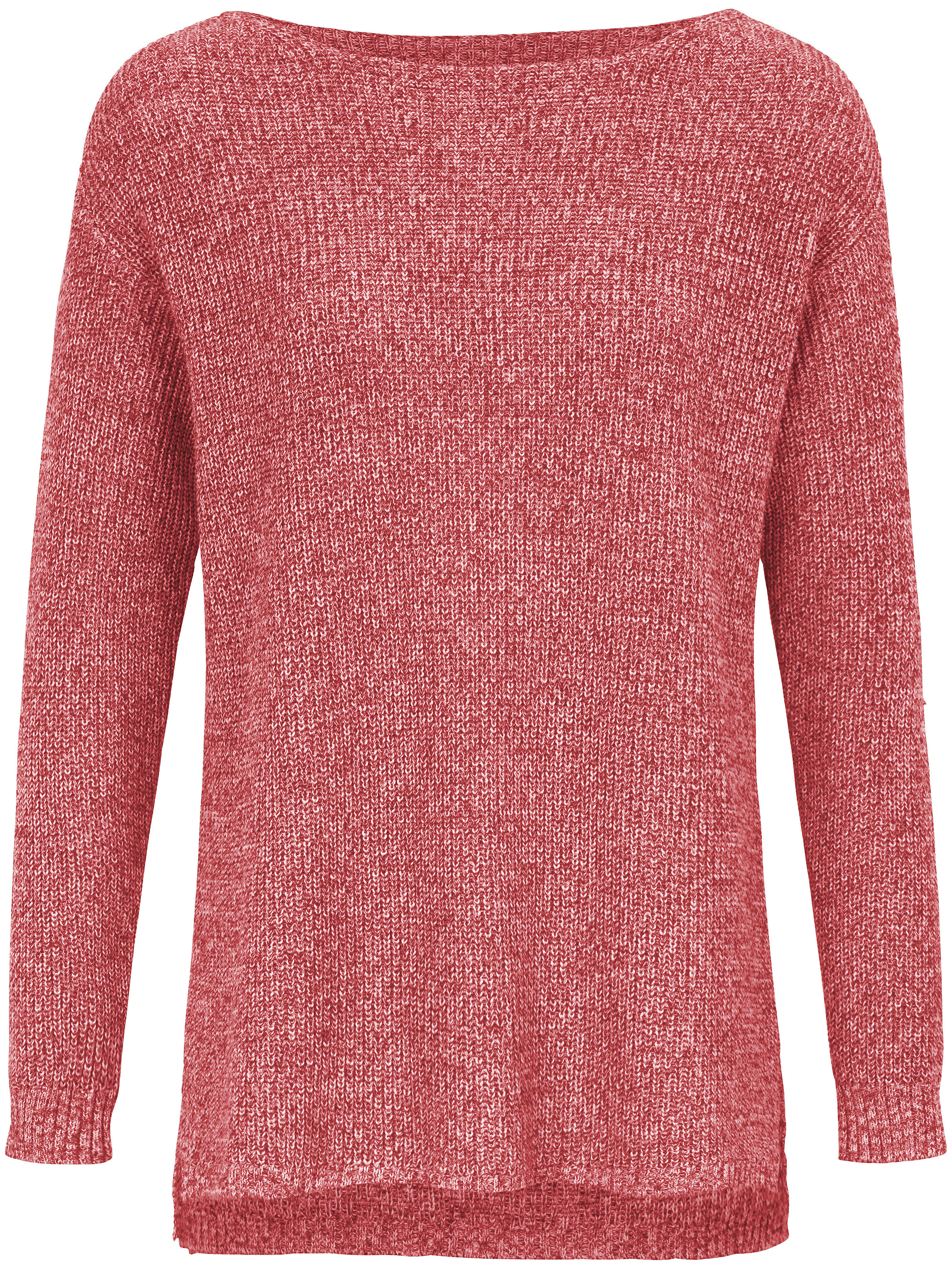 Le pull 100% coton  Peter Hahn rouge taille 52