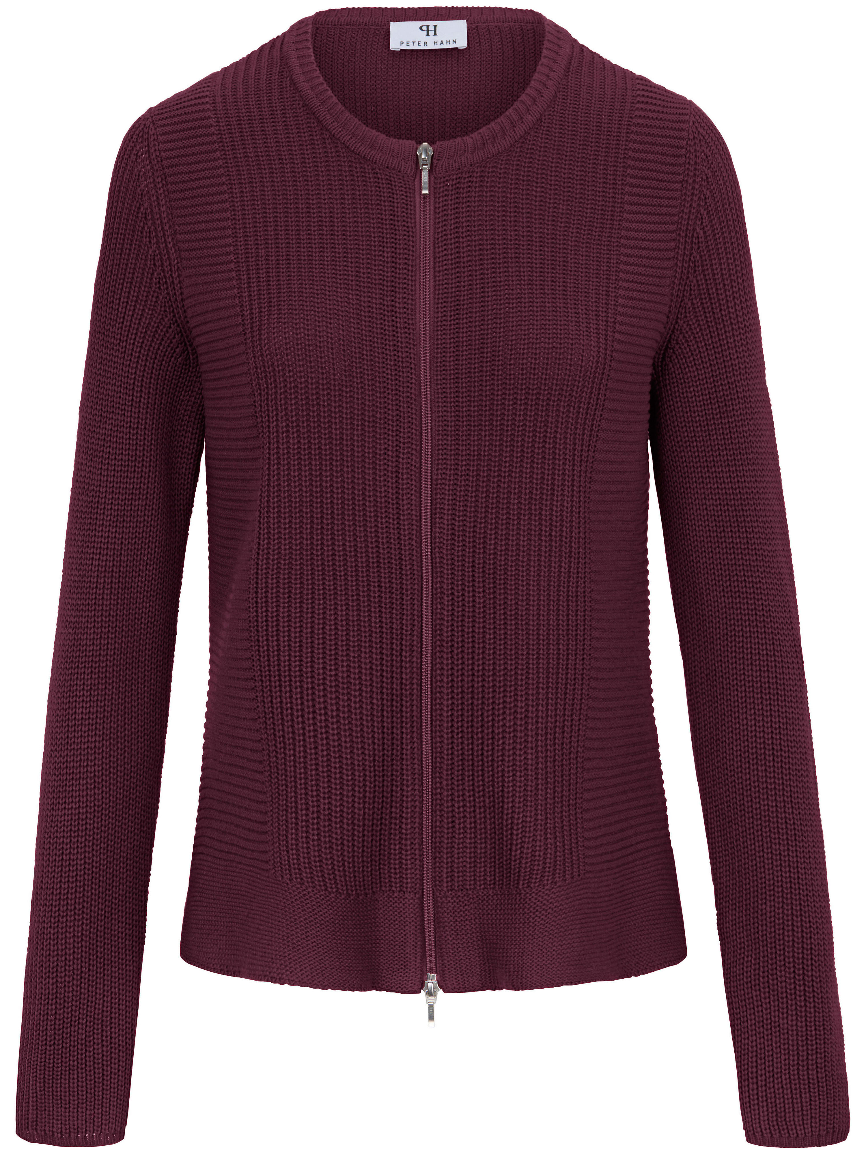Le gilet  Peter Hahn rouge taille 54