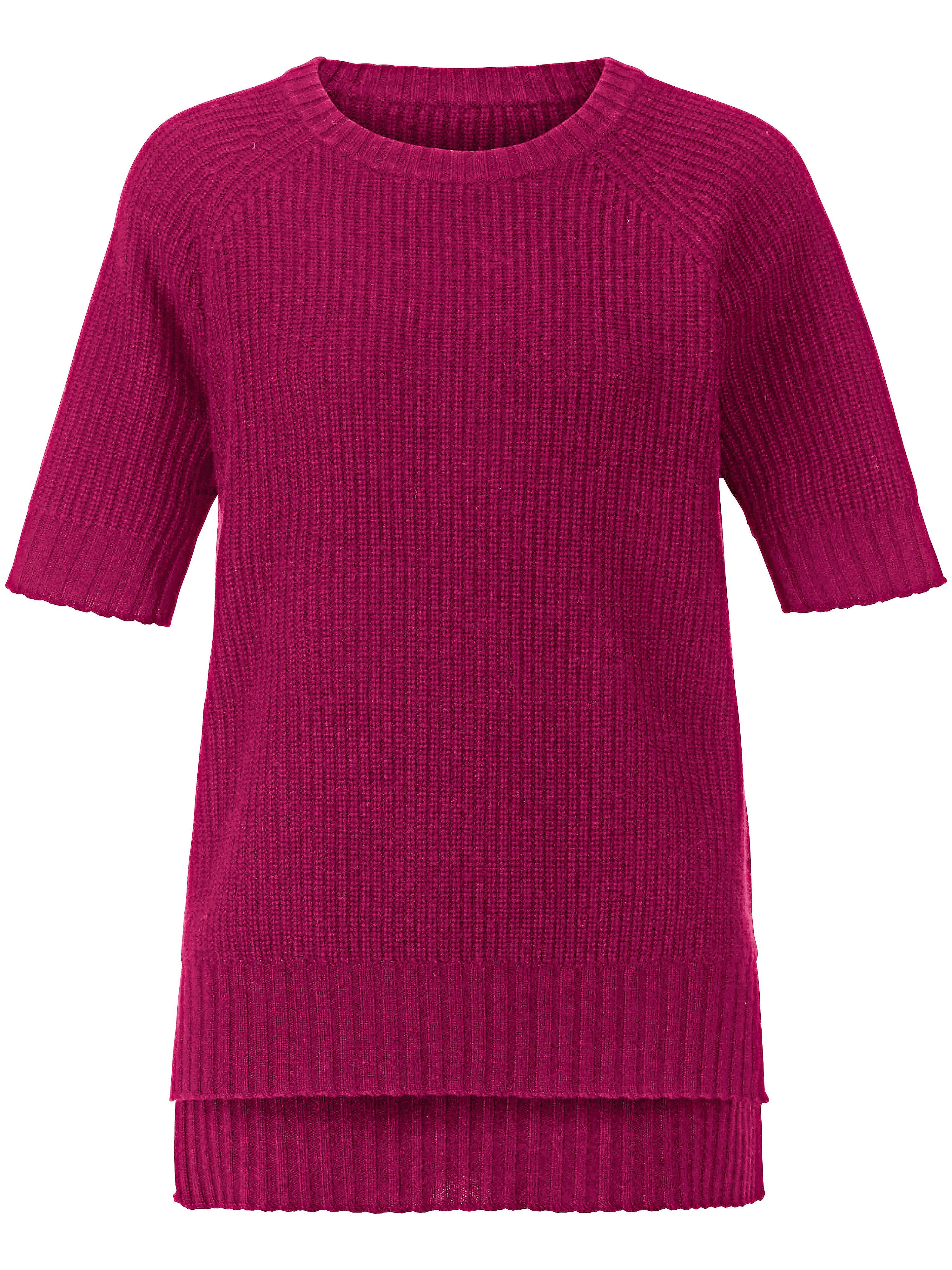 Image of   Bluse silke kashmir Fra Peter Hahn pink