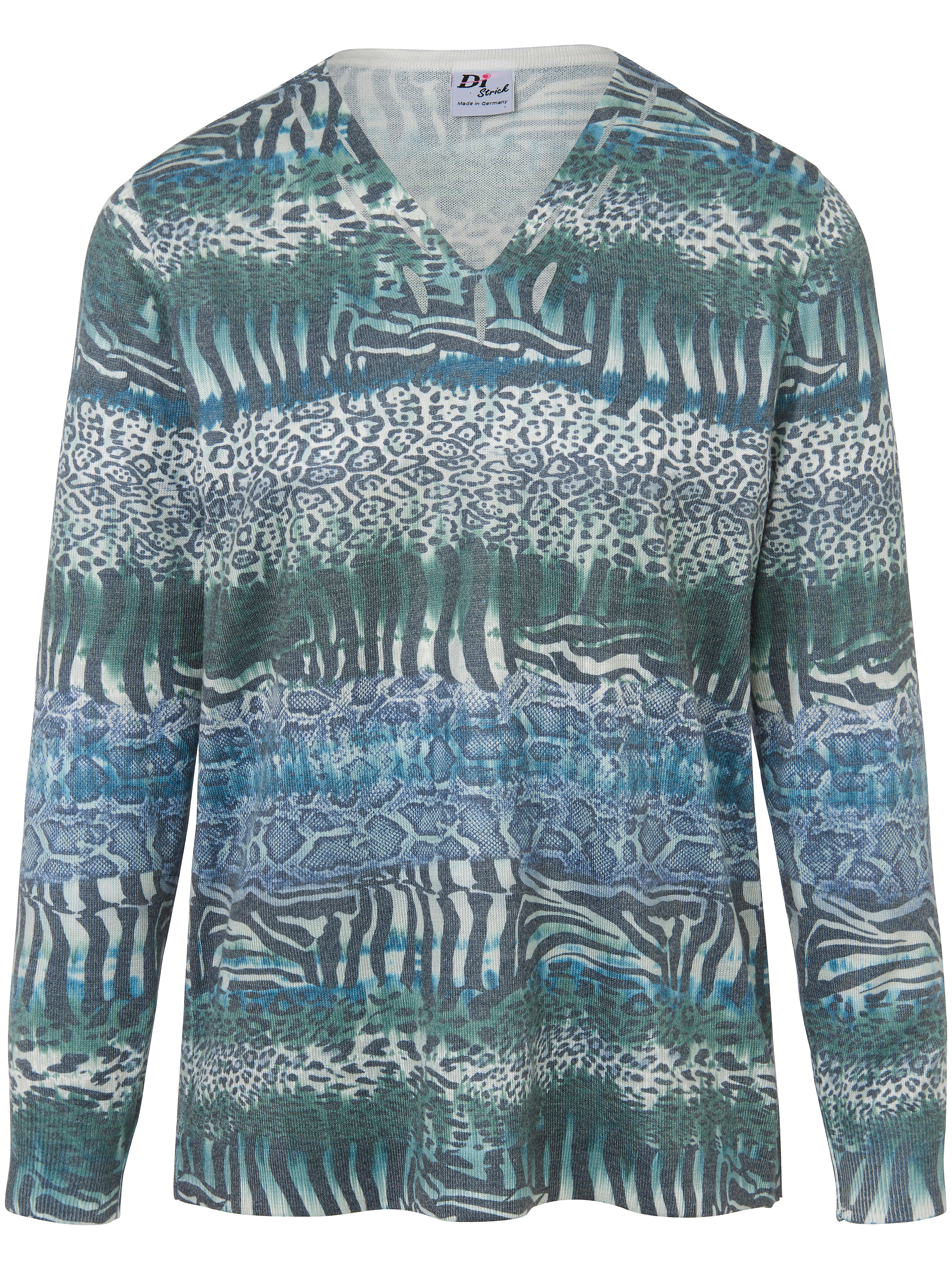Le pull  Dingelstädter multicolore taille 38