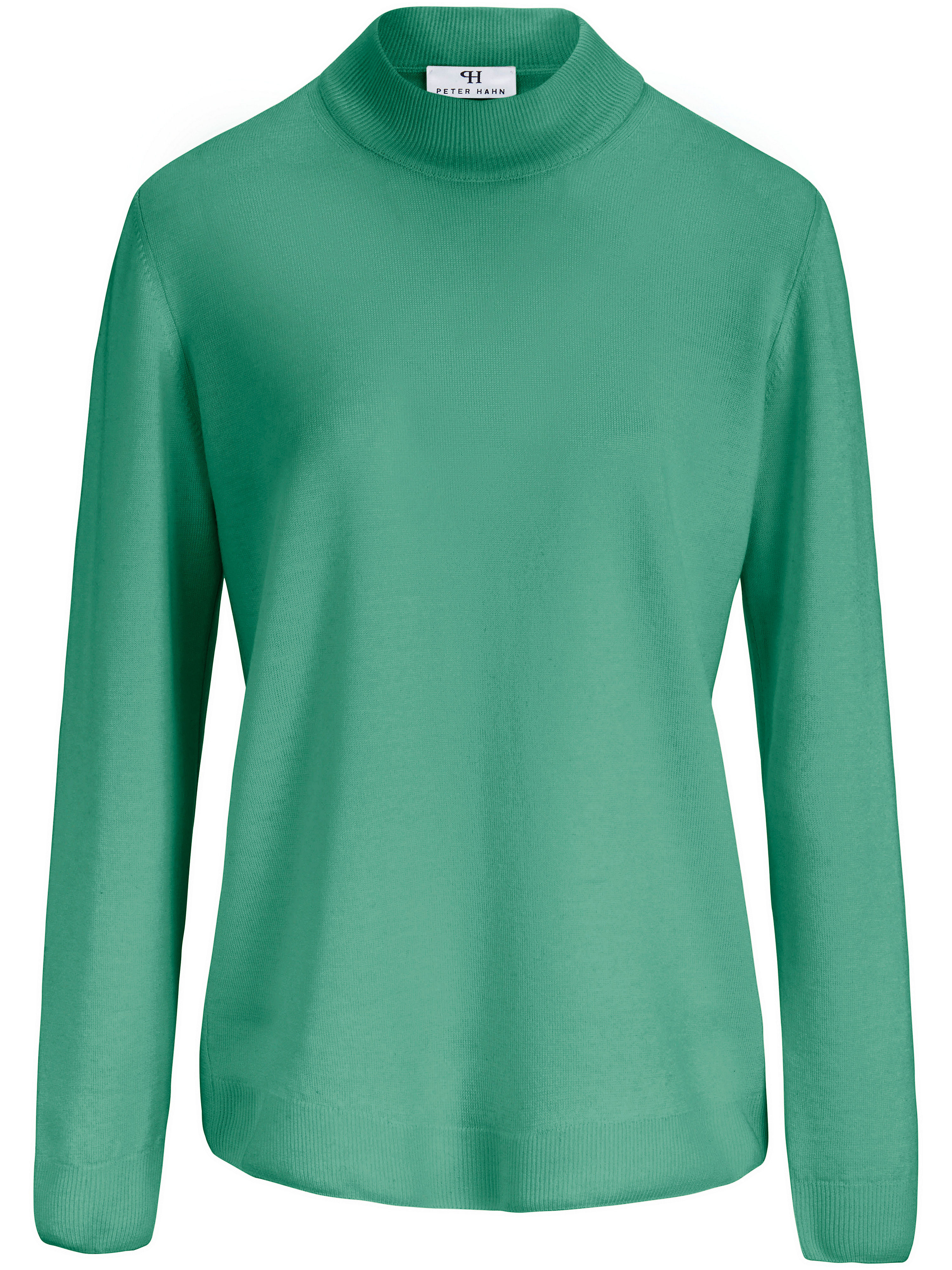 Le pull 100% laine vierge  Peter Hahn vert taille 52