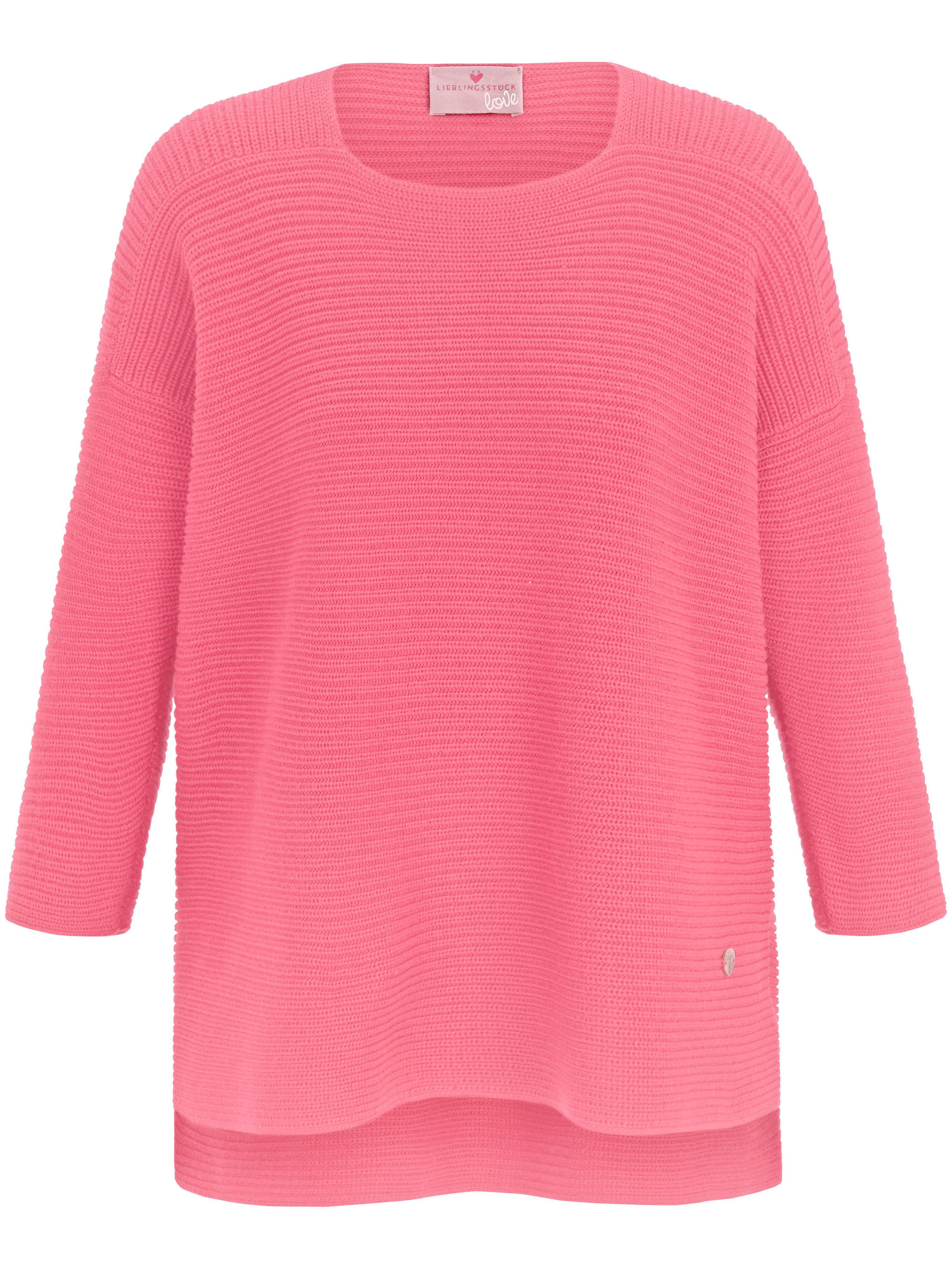 Image of   Strikbluse Fra LIEBLINGSSTÜCK pink