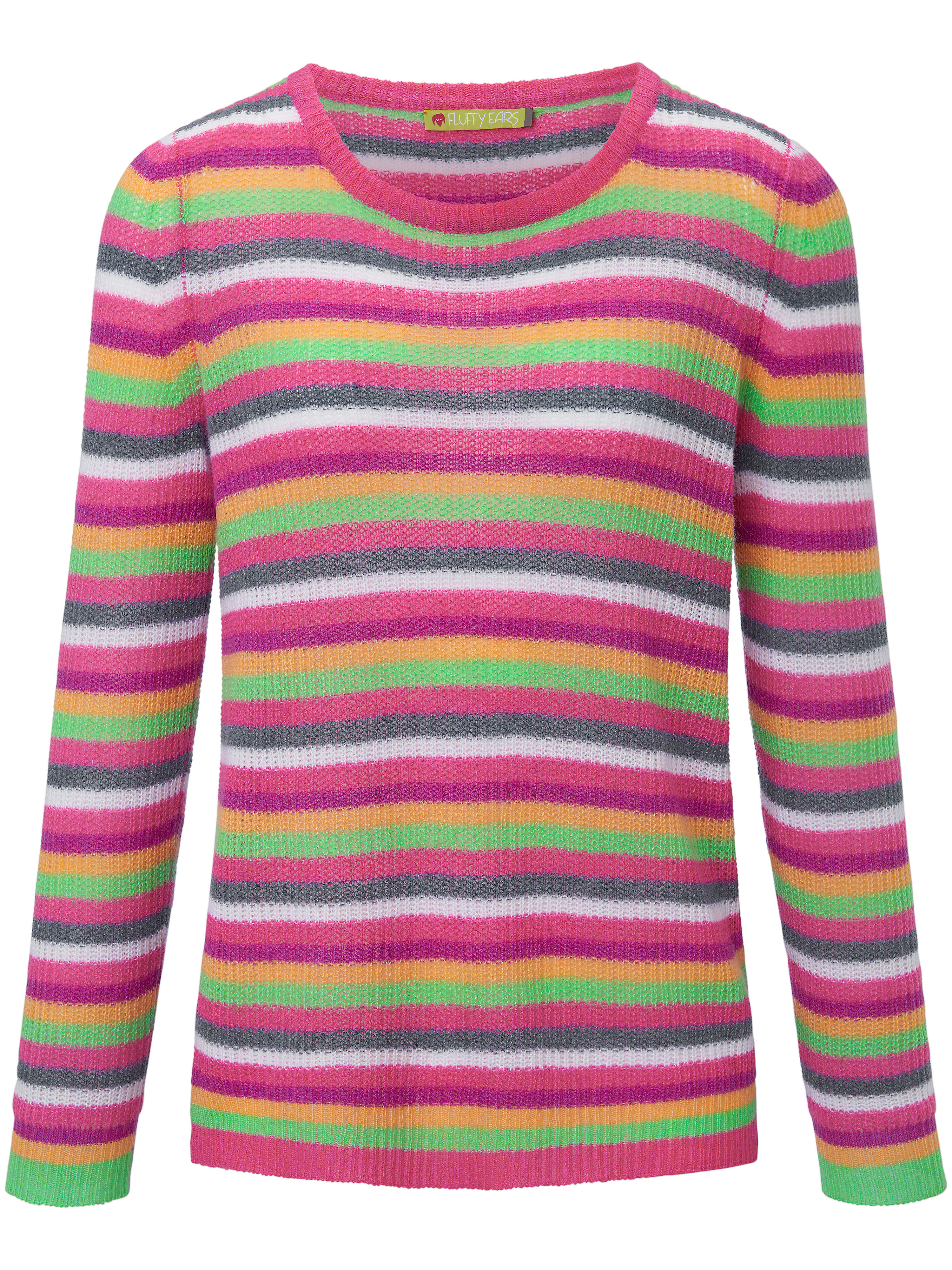 Le pull 100% cachemire  FLUFFY EARS multicolore taille 38
