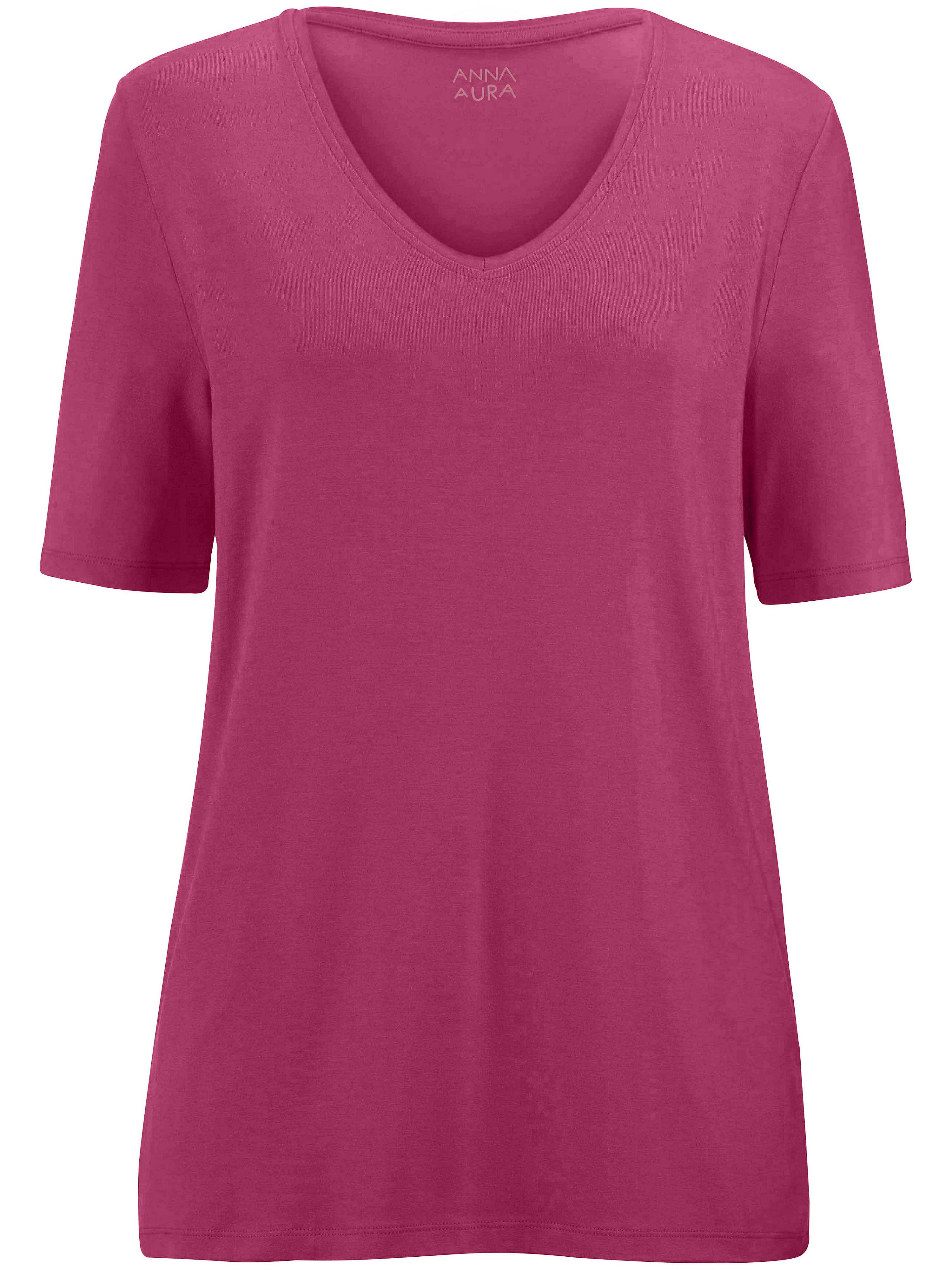 V-Shirt Anna Aura rosé | Bekleidung > Shirts > V-Shirts | Viskose | Anna Aura