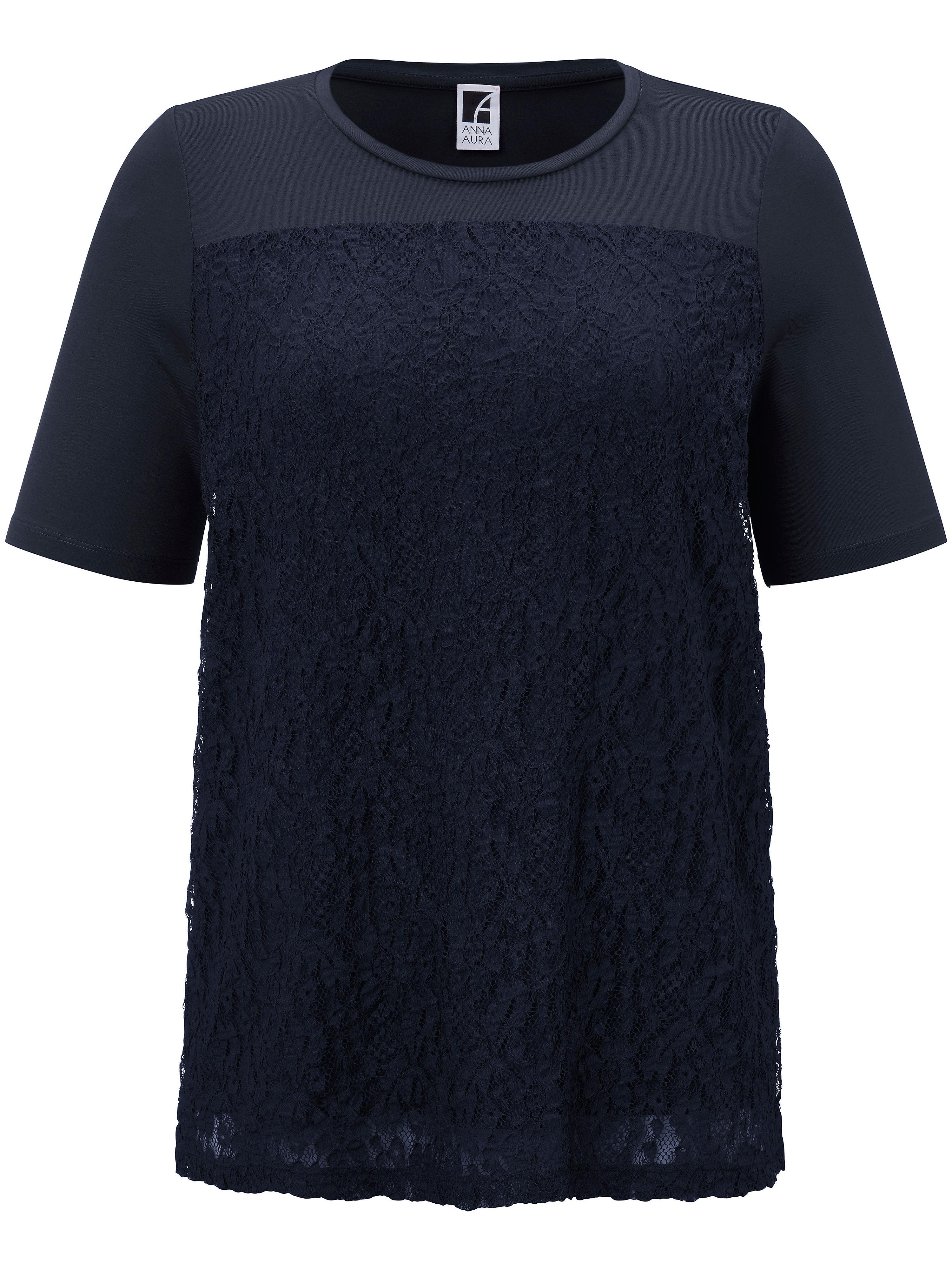 Le T-shirt  Anna Aura bleu taille 42
