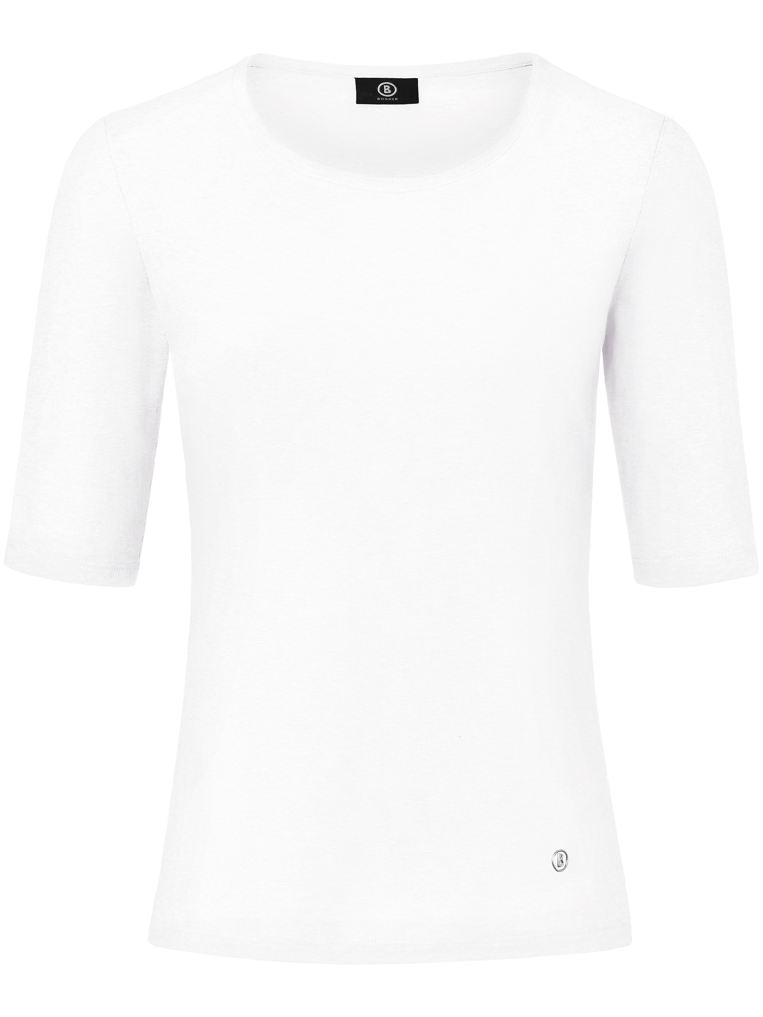 Image of Shirt model Velvet Van Bogner wit