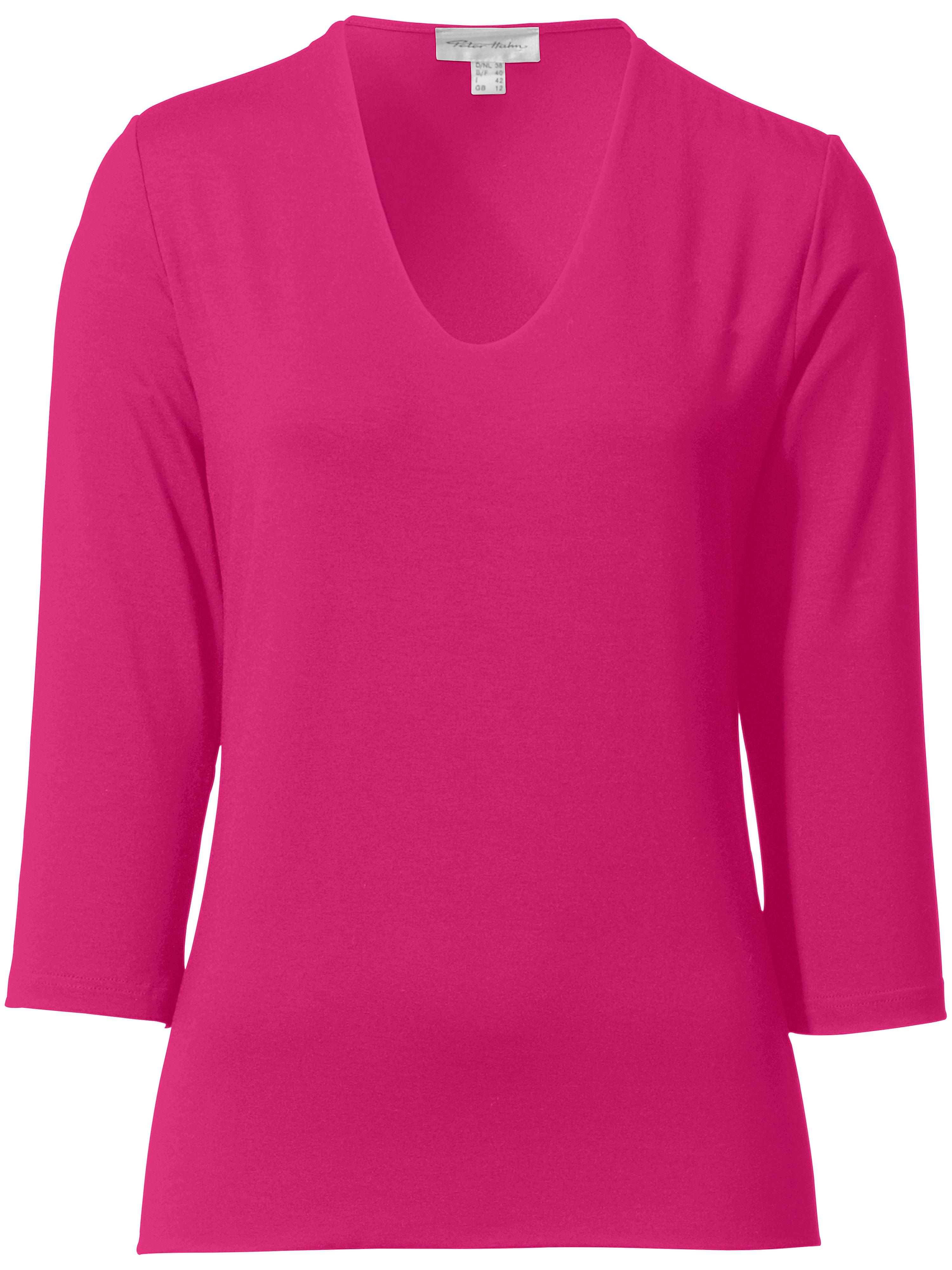 Image of   Bluse 3/4-ærmer Fra Peter Hahn pink