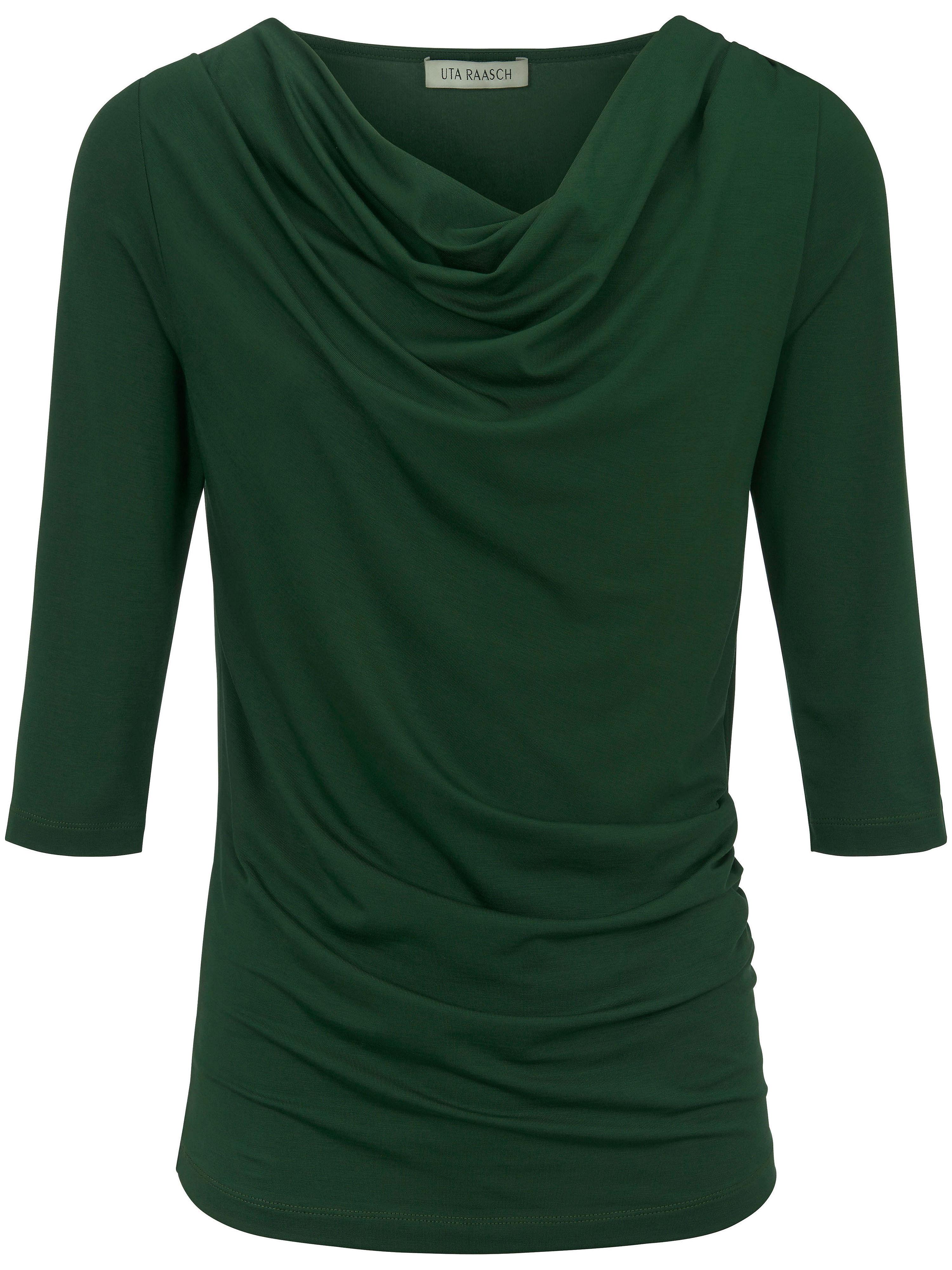 Image of   Bluse 3/4-ærmer Fra Uta Raasch grøn