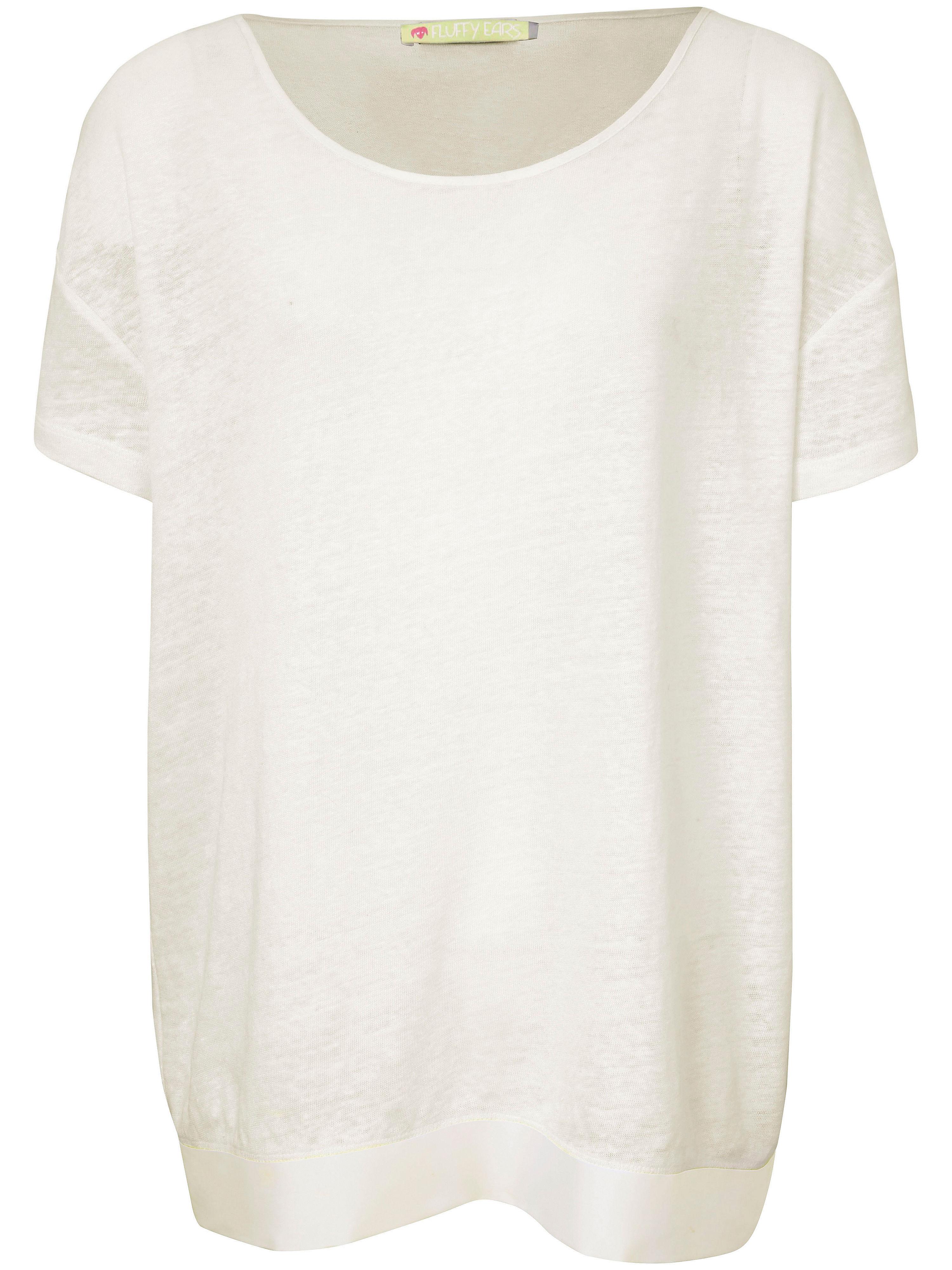 Image of   T-shirt 1/2 arm Fra FLUFFY EARS hvid