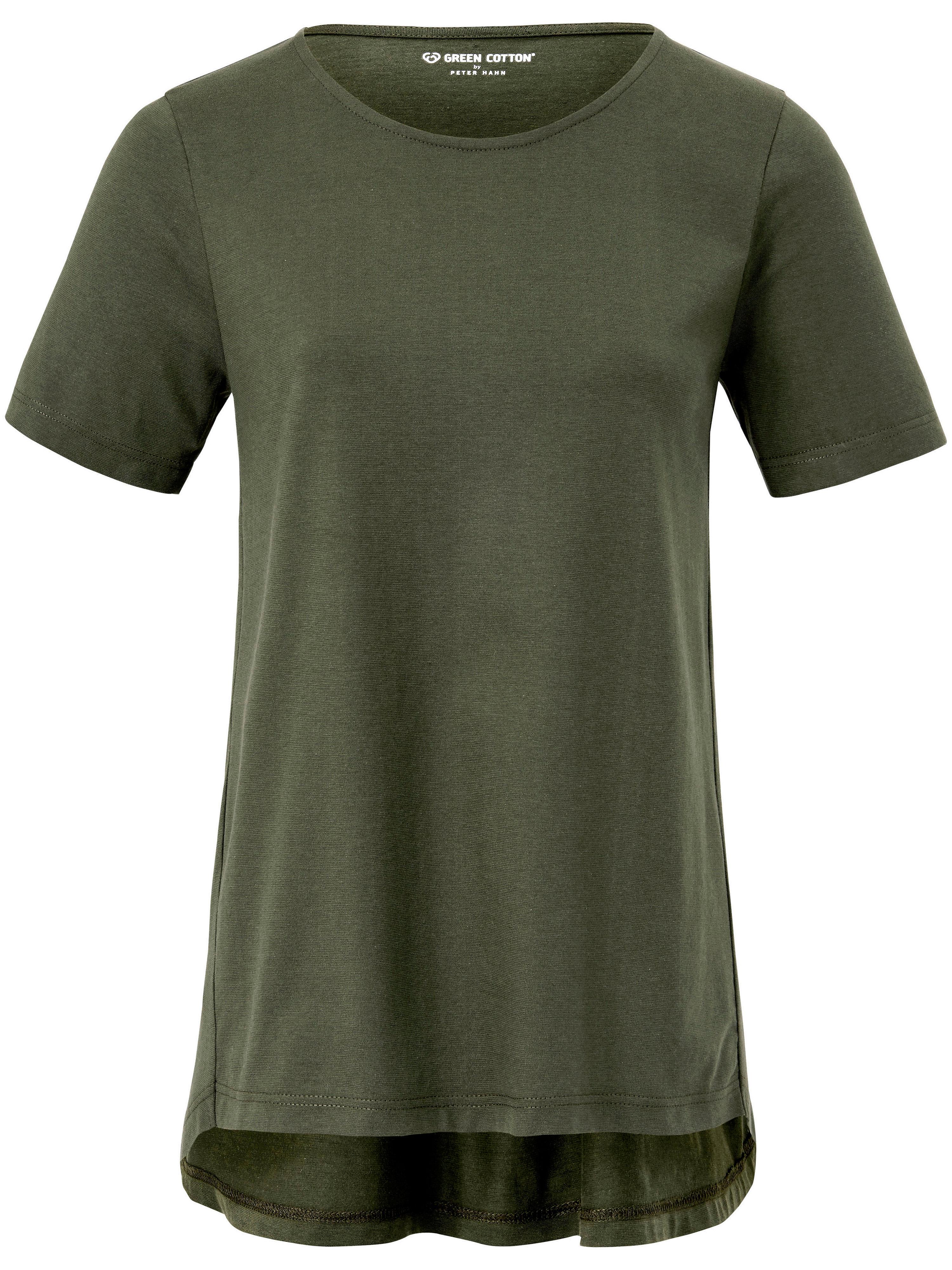 7d5a1f87aef2 Image of Bluse korte ærmer Fra Green Cotton grøn
