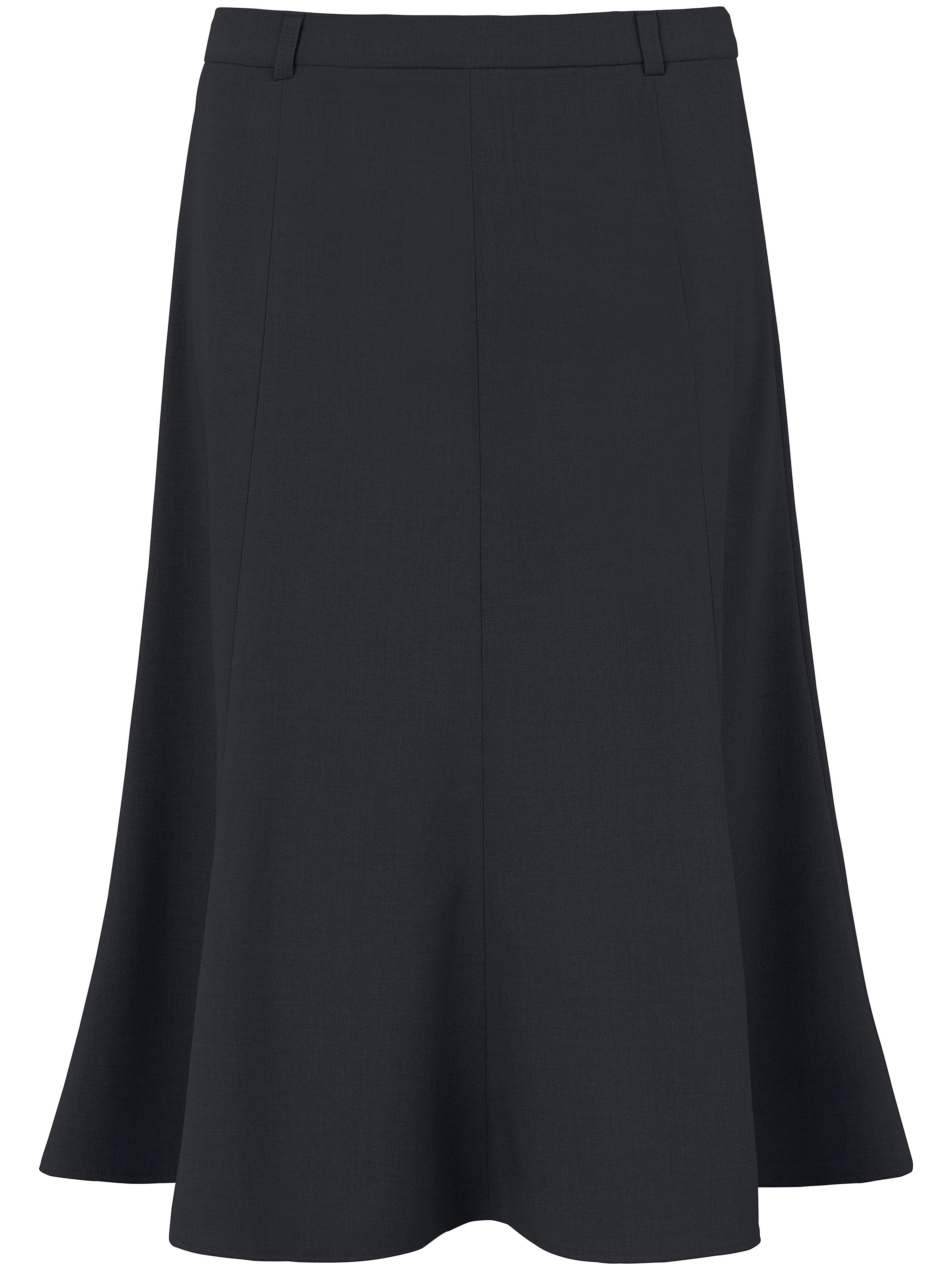 La jupe  Peter Hahn gris taille 38