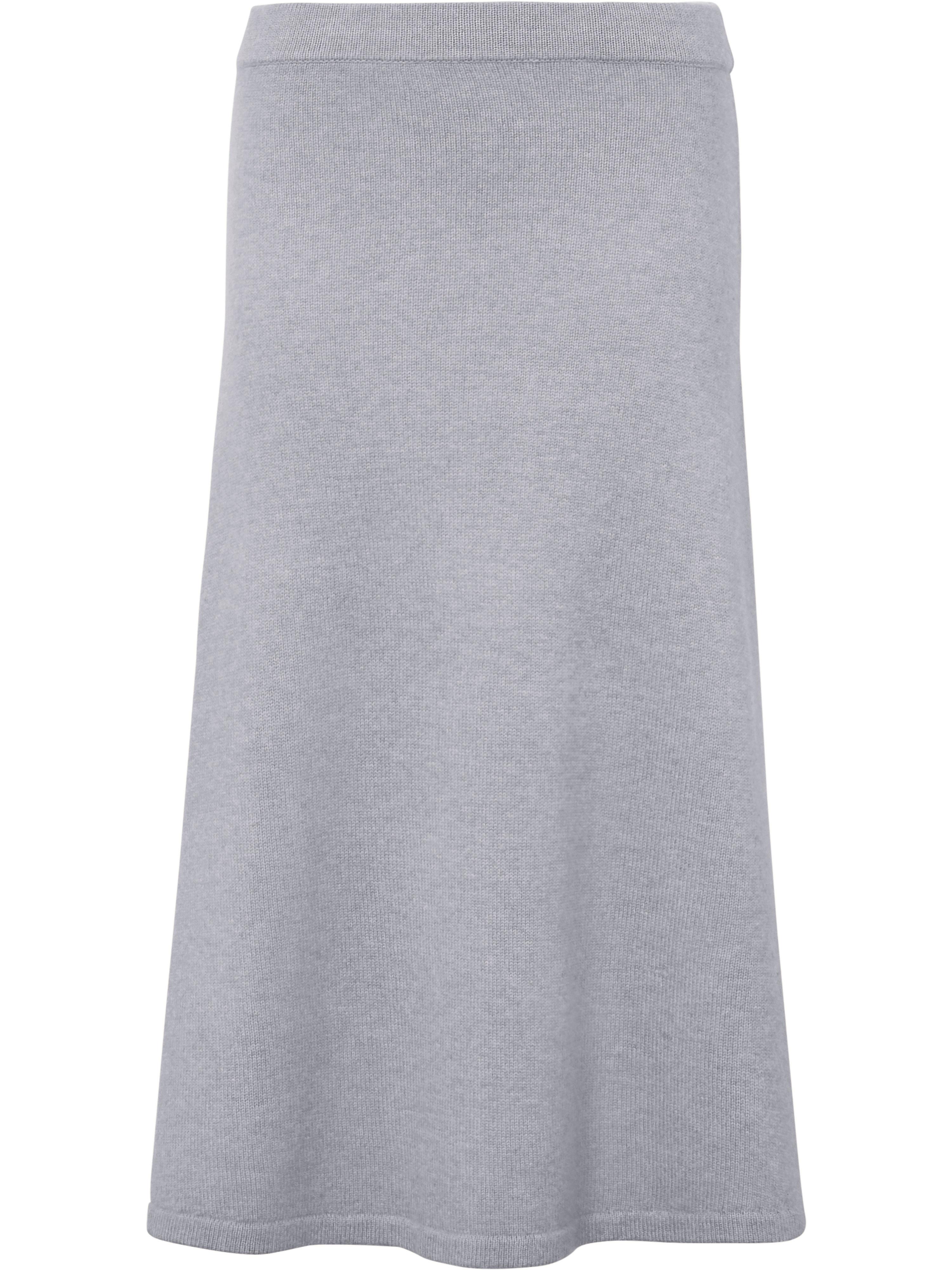 La jupe  include gris taille 48