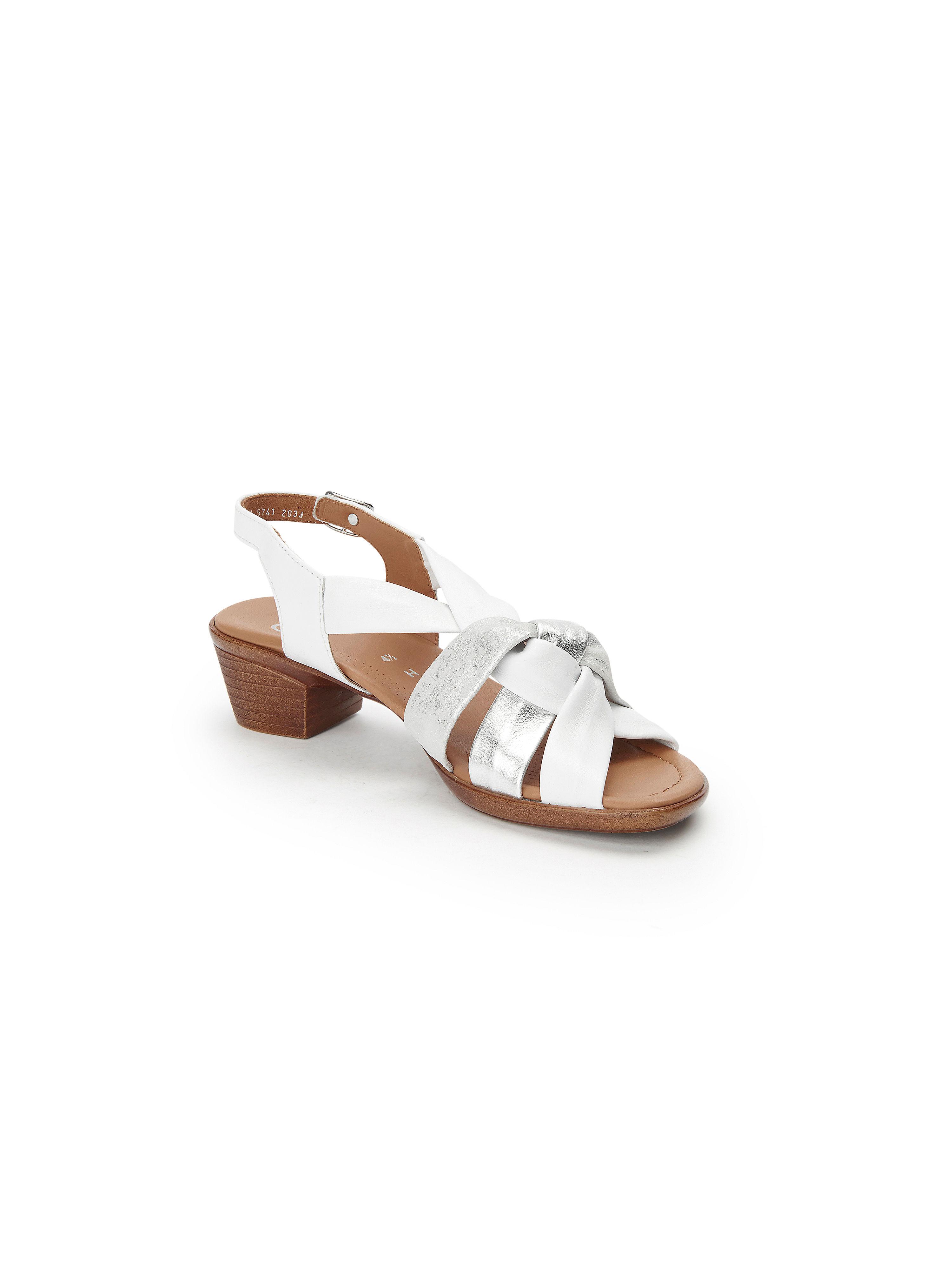 ARA - Sandale aus 100% Leder - Weiß Gute Qualität beliebte Schuhe