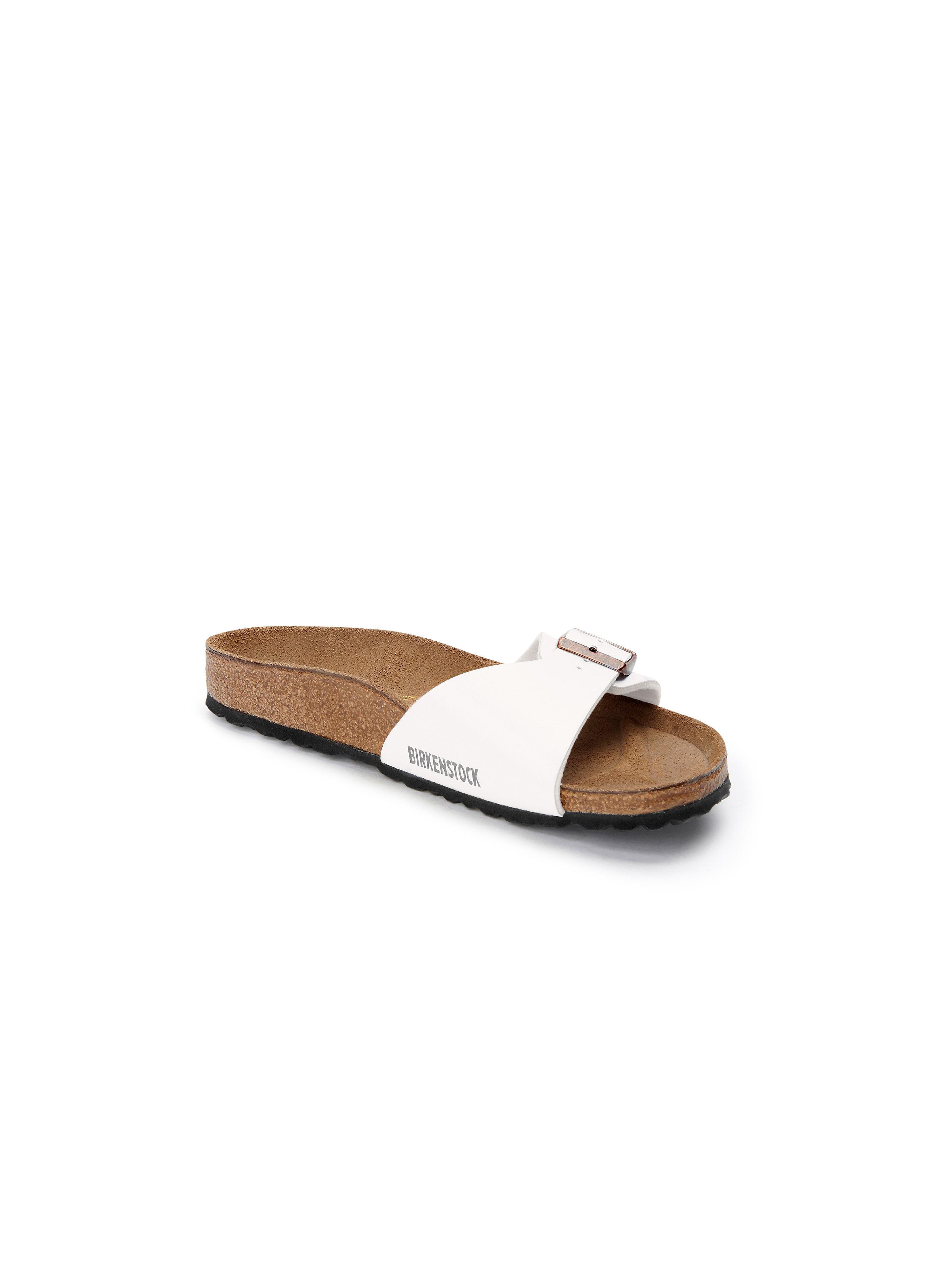 43fb6652f27941 Birkenstock Perlmutt - Pantolette Madrid - Perlmutt Birkenstock Gute  Qualität beliebte Schuhe 0bc23b