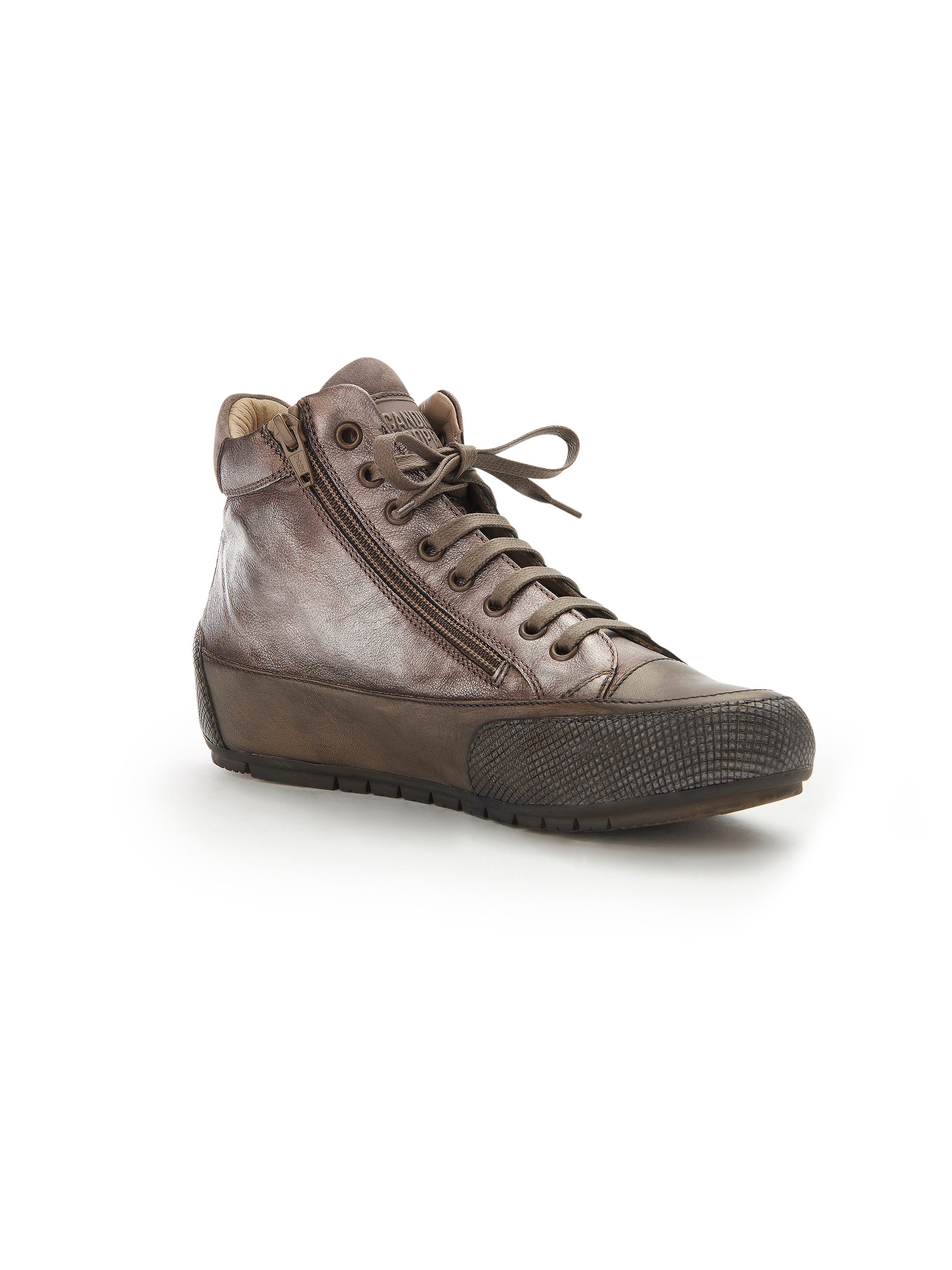 "Candice Cooper - Sneaker ""Plus Sport"" - Taupe-Metallic Gute Qualität beliebte Schuhe"