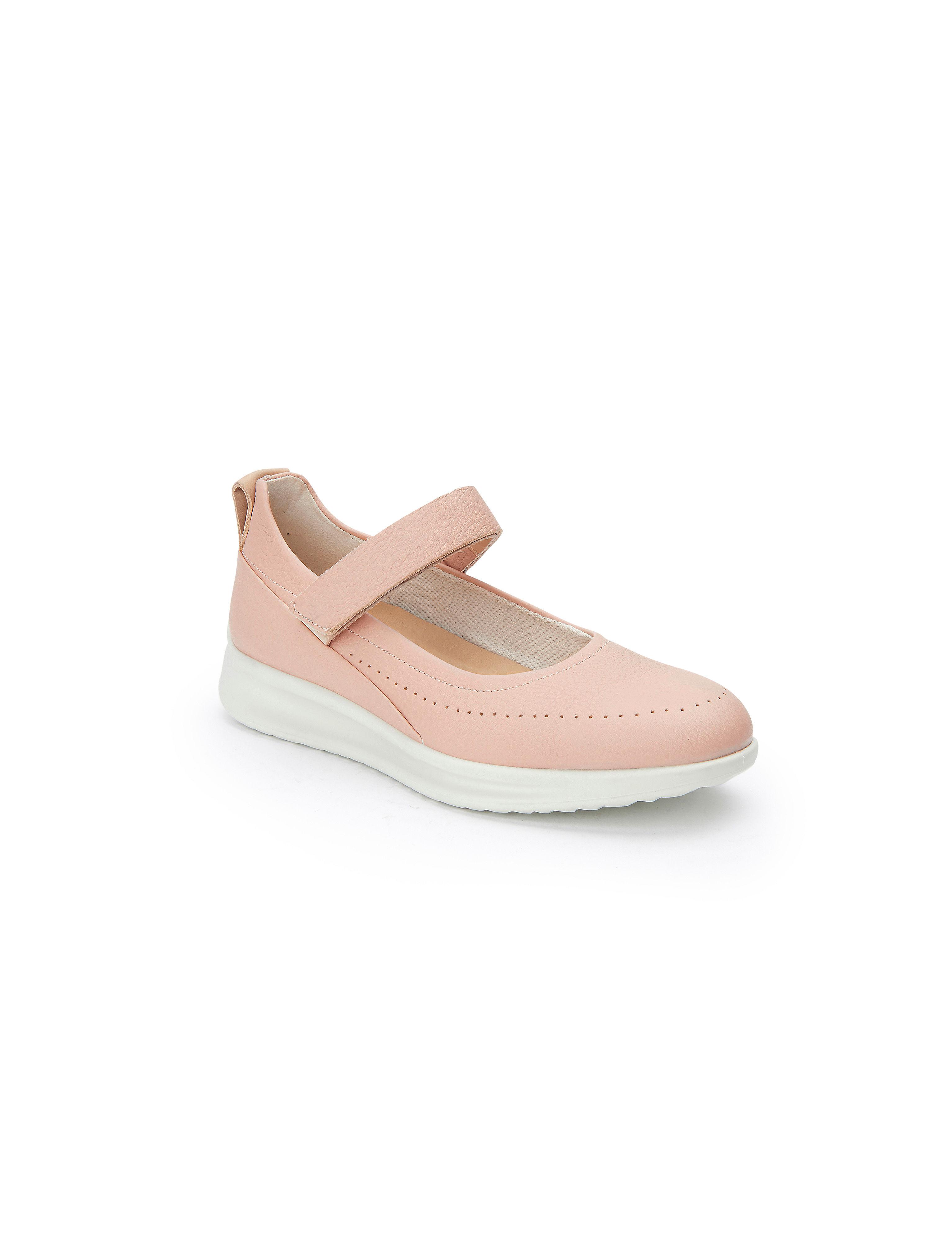 Ecco - Ballerina Aquet aus 100% Leder - Rosé Gute Qualität beliebte Schuhe