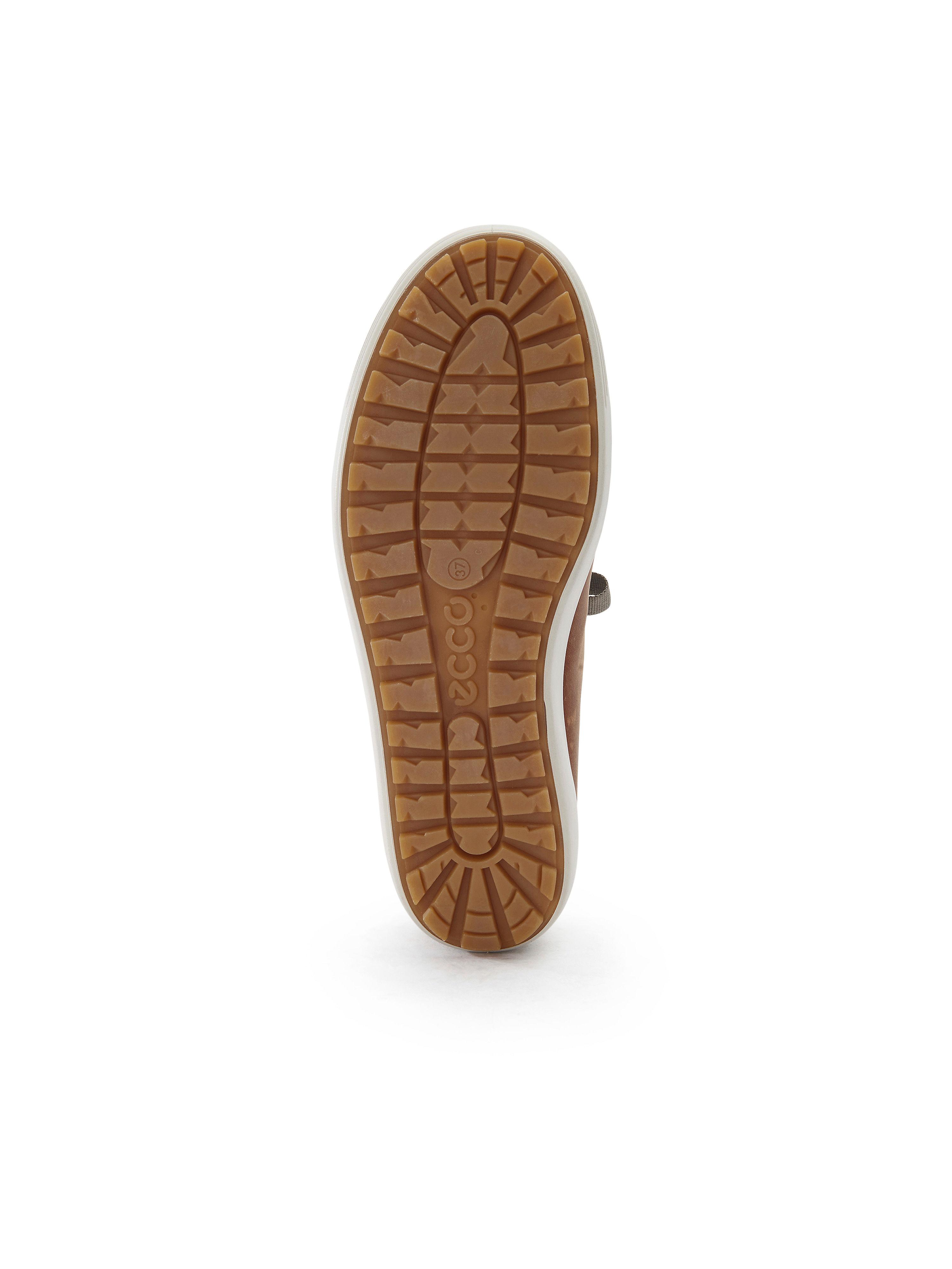 Ecco - Seven Knöchelhoher Sneaker Soft Seven - TROT - Cognac Gute Qualität beliebte Schuhe 72762d