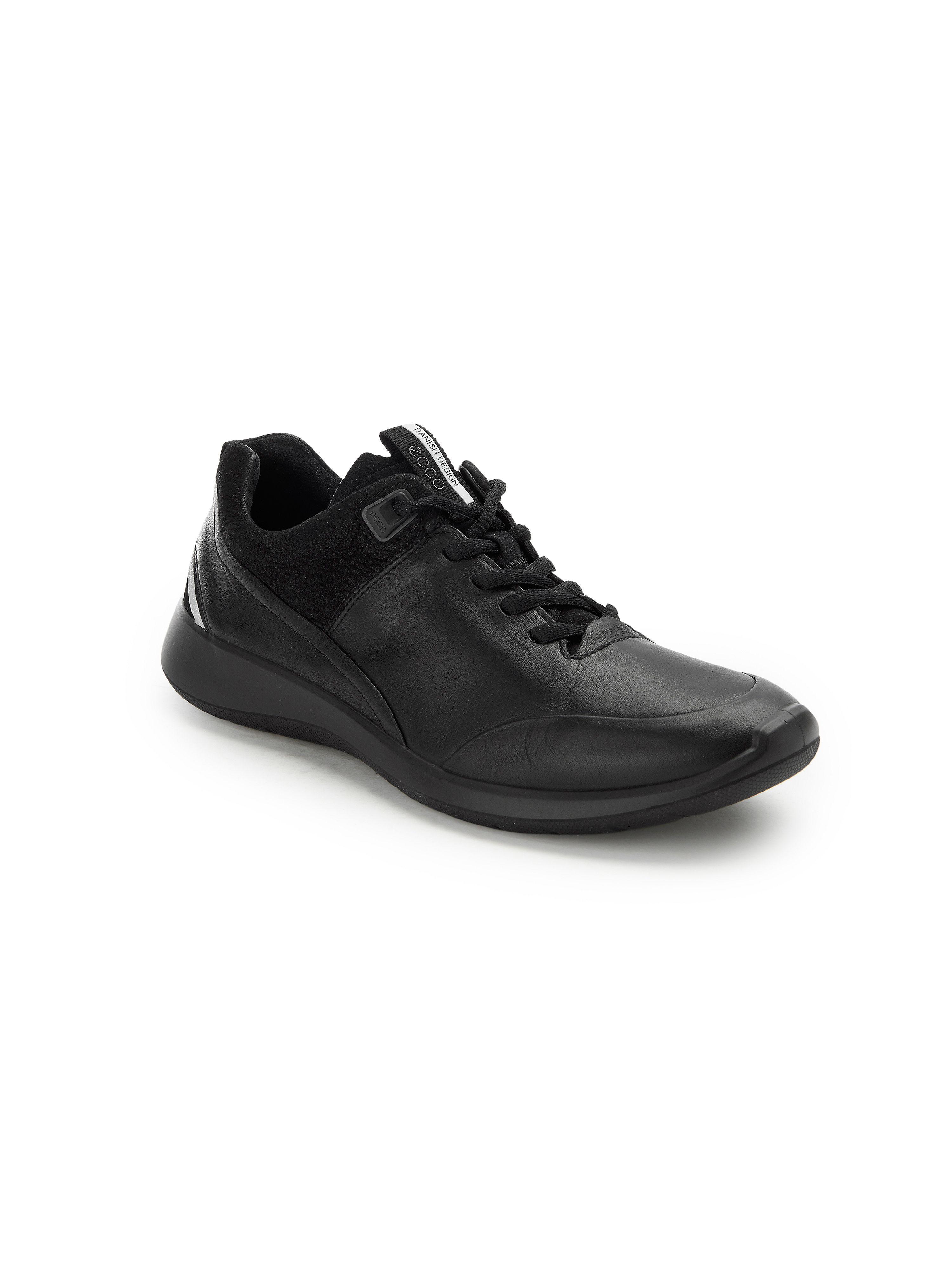 Ecco - - - Sneaker Soft 5 - Schwarz Gute Qualität beliebte Schuhe ed9dc8