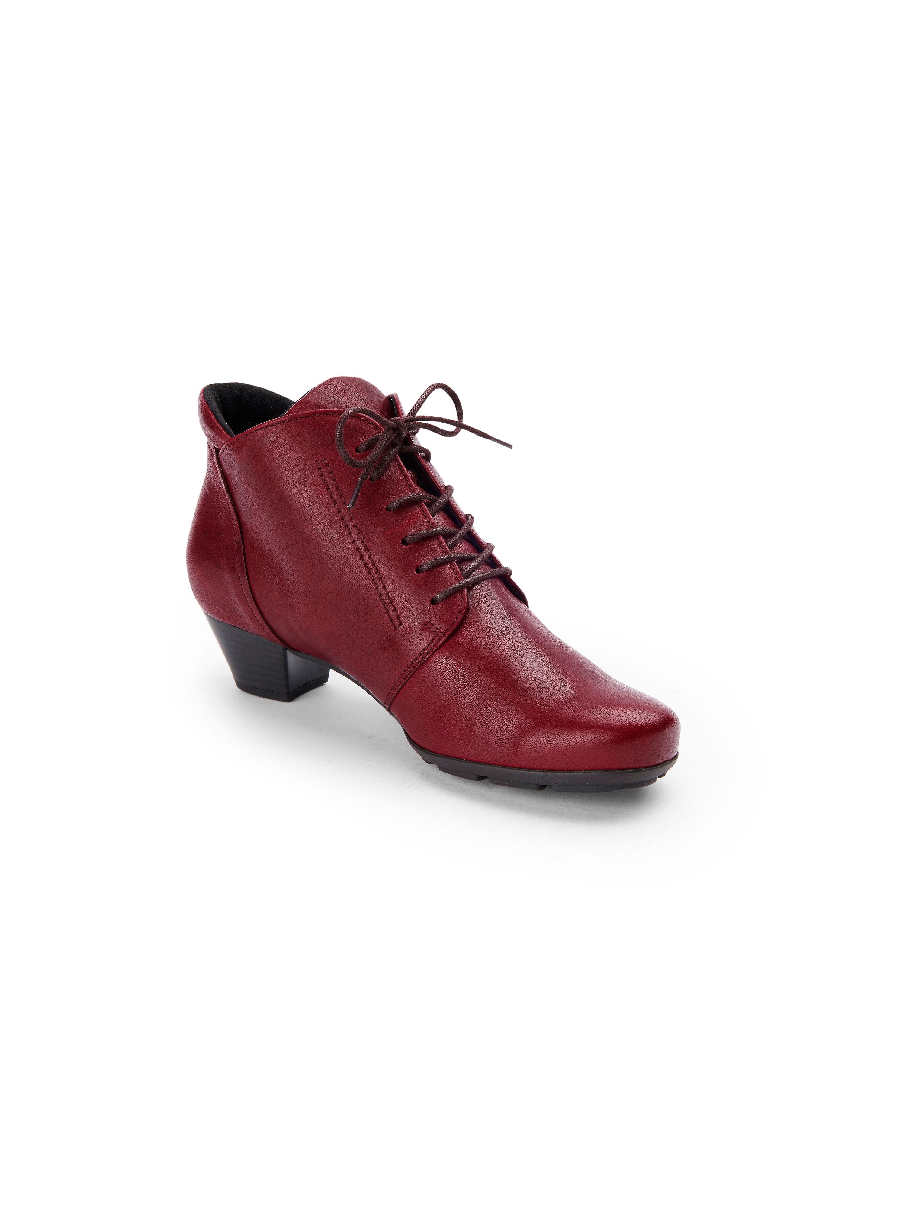 Gabor Gute - Ankle-Boot - Dunkelrot Gute Gabor Qualität beliebte Schuhe e6067d