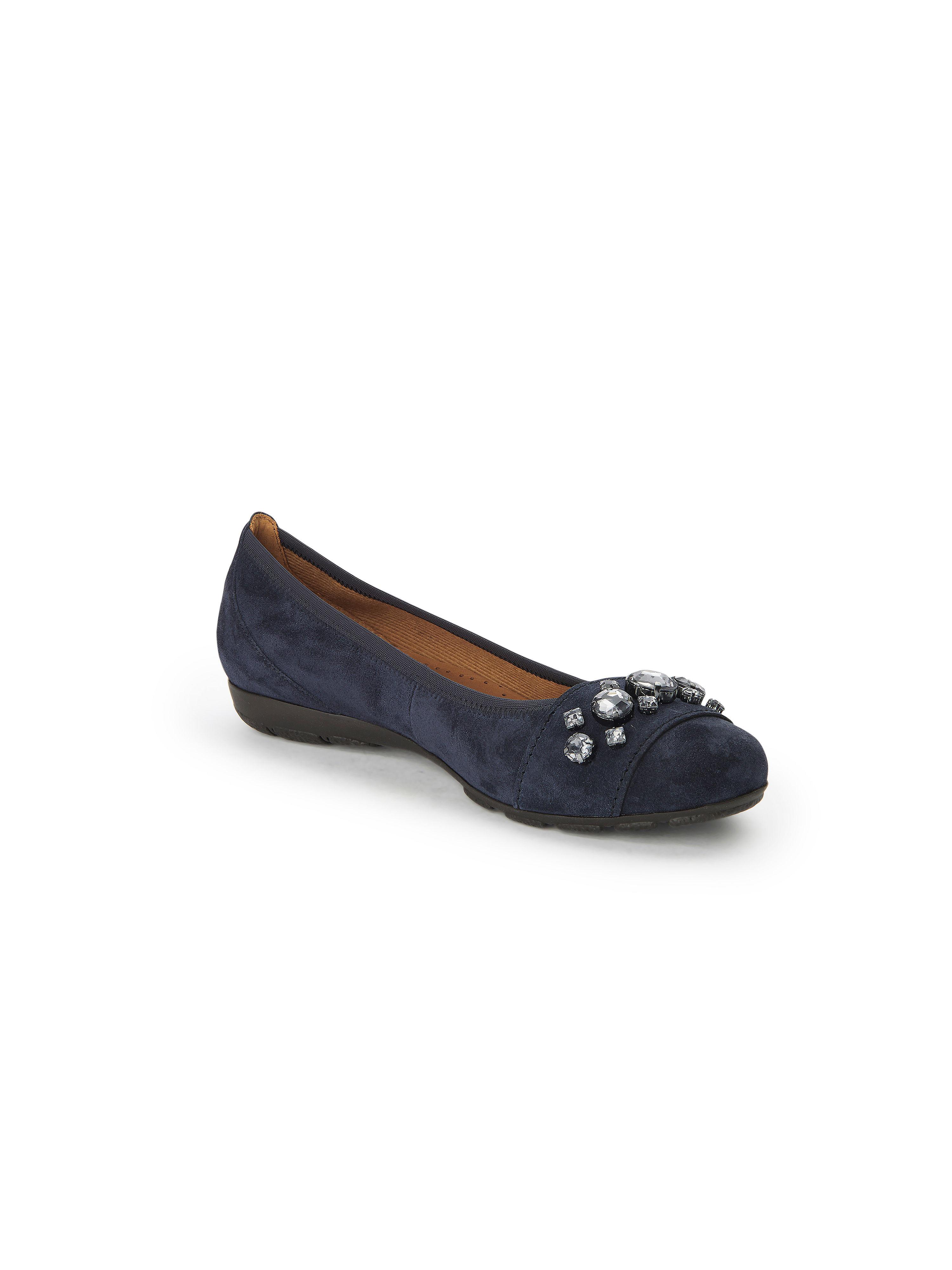 Gabor - Gute Ballerina aus 100% Leder - Marine Gute - Qualität beliebte Schuhe a78a5d
