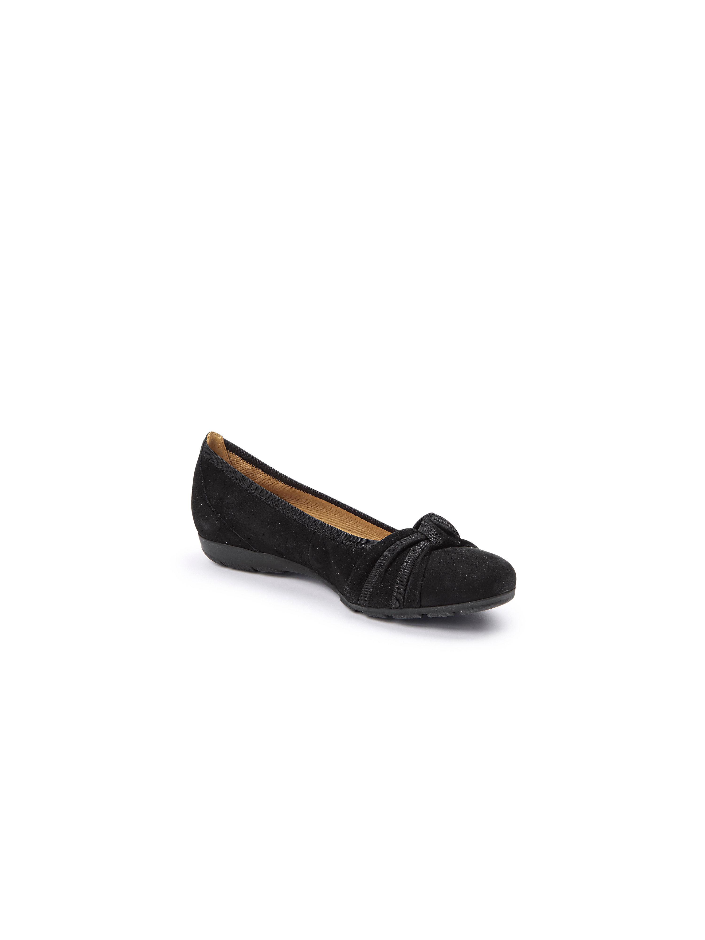 Gabor - Ballerina - Schwarz Gute Qualität beliebte Schuhe