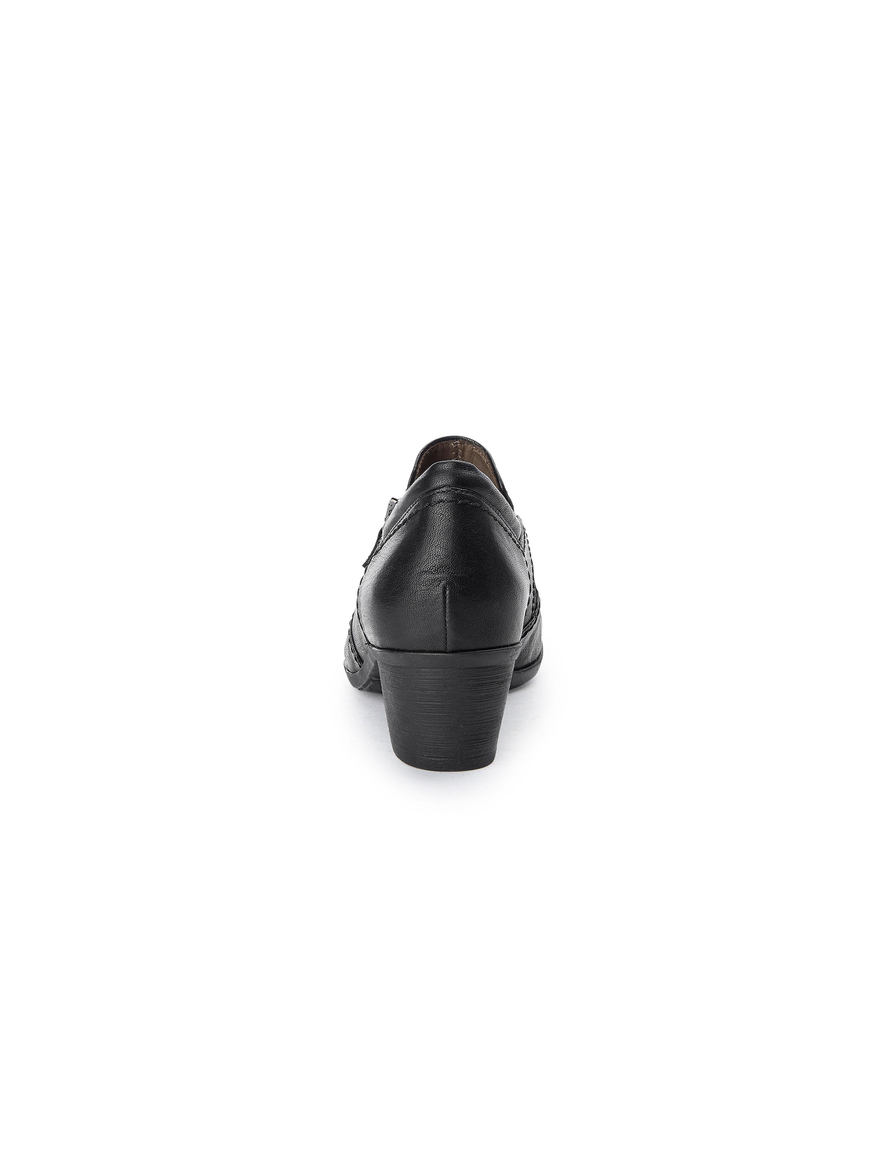 Gabor - Halbschuh aus 100% 100% 100% Leder - Schwarz Gute Qualität beliebte Schuhe 6ec42d