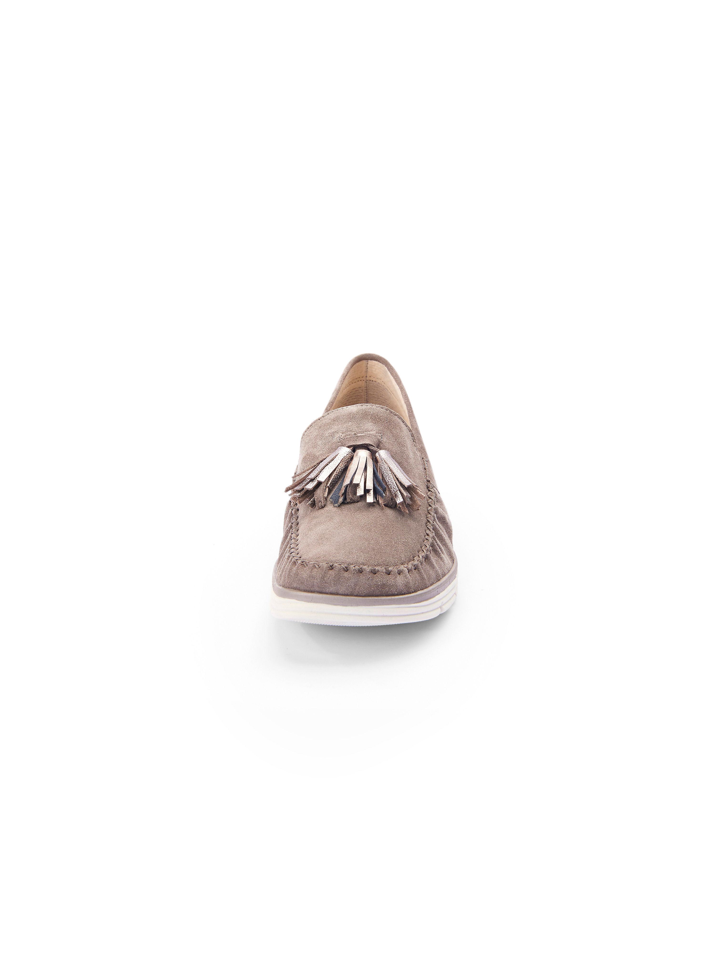 Gabor - Mokassin - Taupe Schuhe Gute Qualität beliebte Schuhe Taupe 6945a7