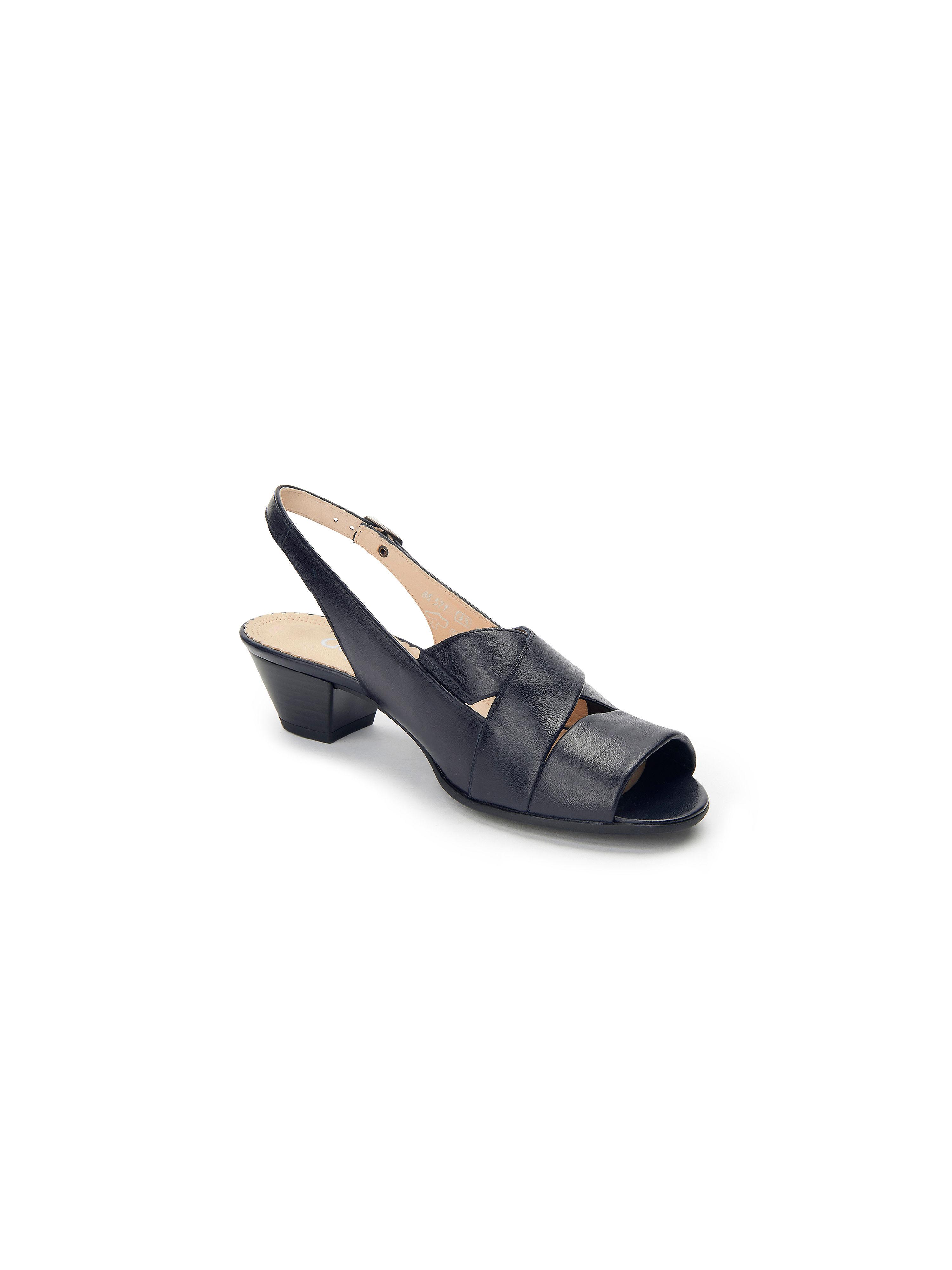 Gabor - Sandale aus 100% Leder - Marine Gute Qualität beliebte Schuhe