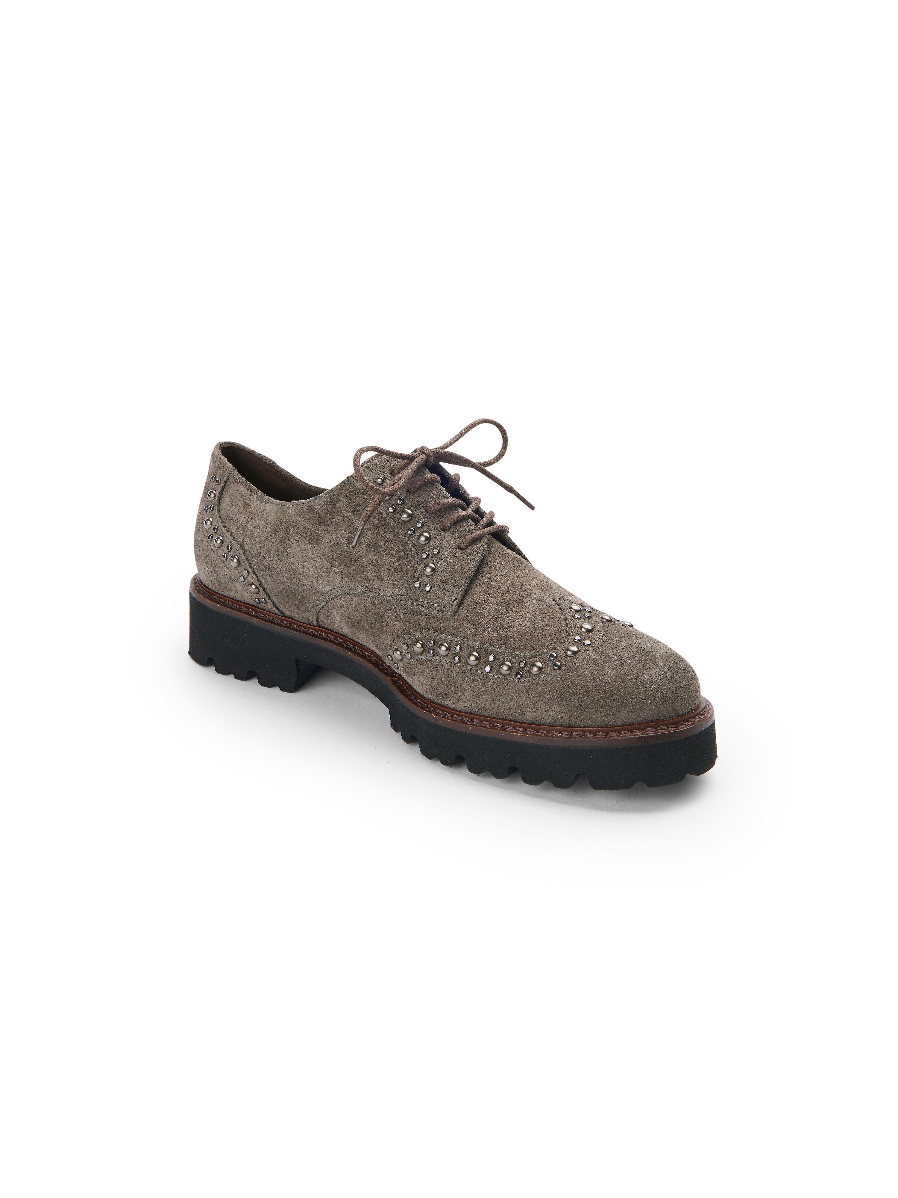 Gabor - Schnürer - Taupe Gute Qualität beliebte Schuhe
