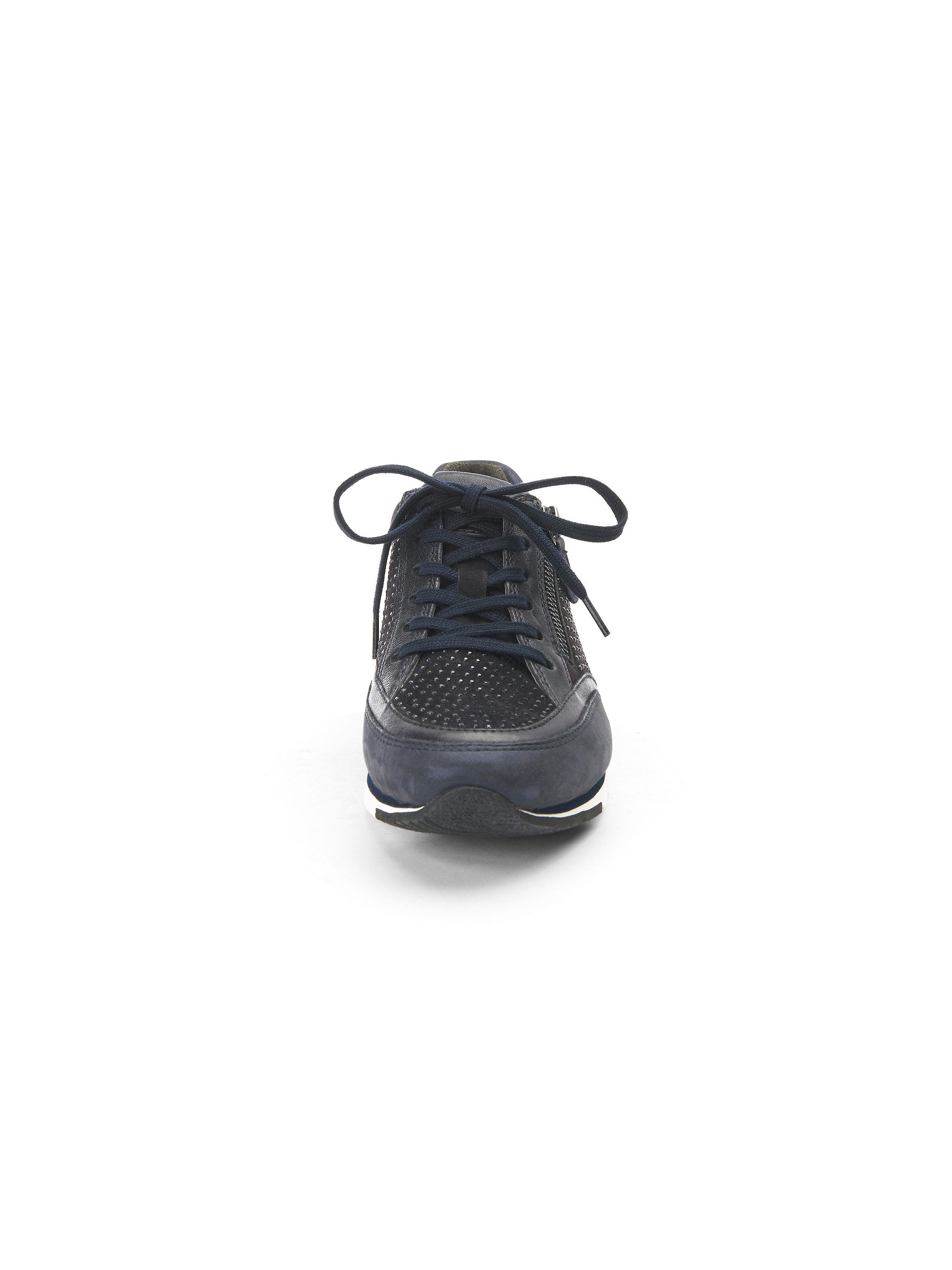 Gabor - Sneaker aus Gute 100% Leder - Marine Gute aus Qualität beliebte Schuhe cbaa29