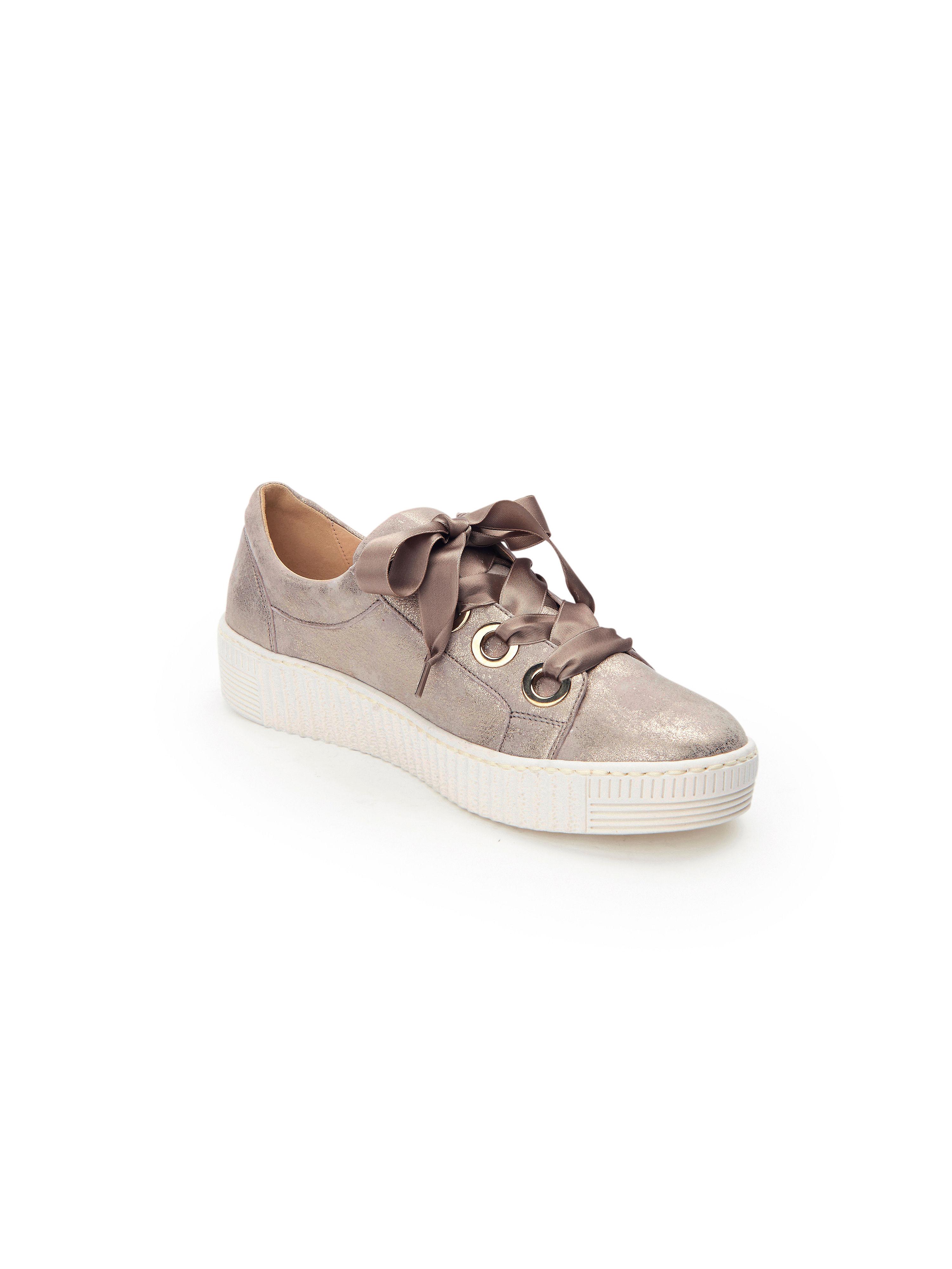 Gabor - Sneaker - Helltaupe-Metallic Gute Qualität beliebte Schuhe