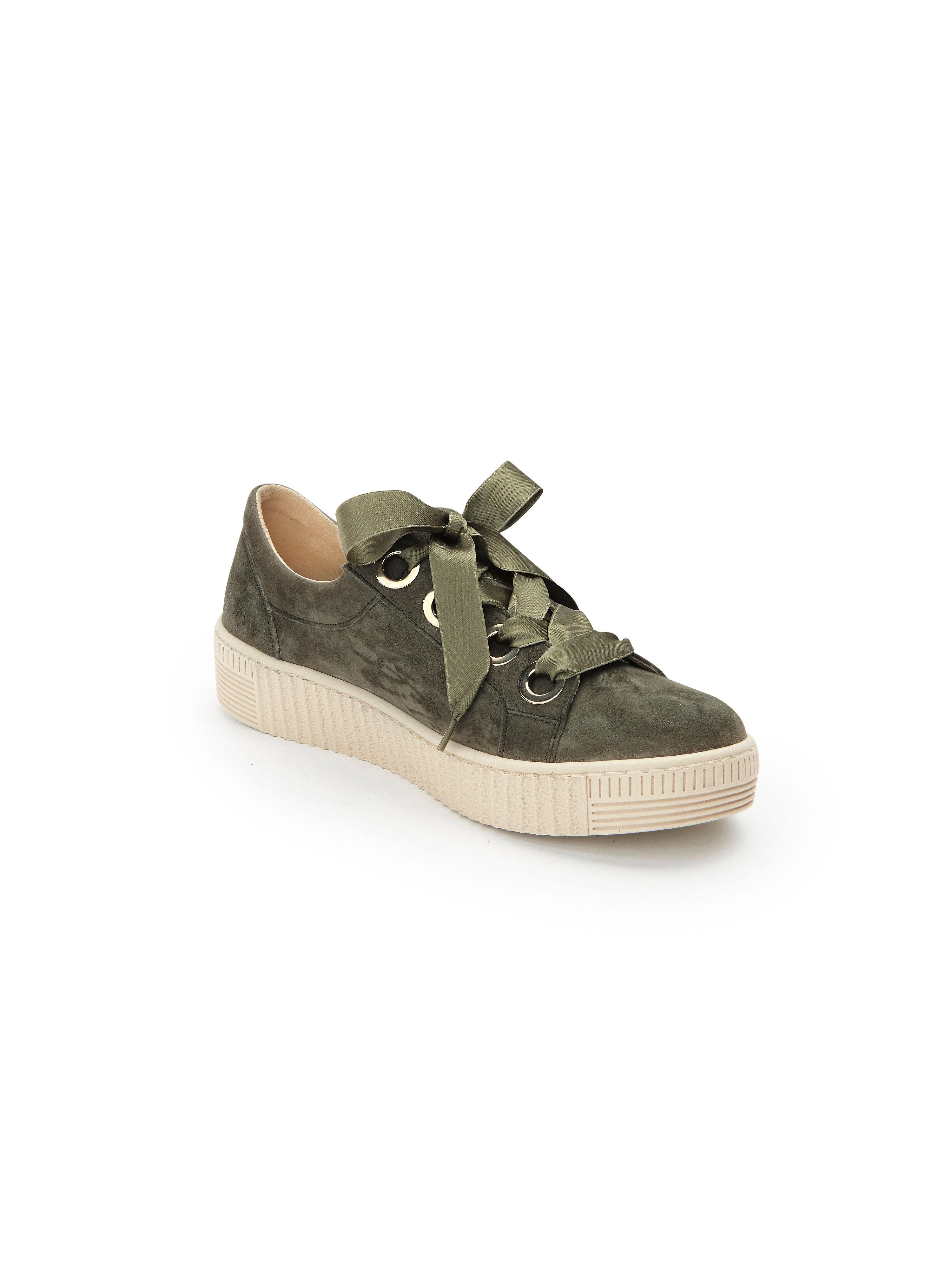 Gabor - Sneaker - Olivgrün Gute Qualität beliebte Schuhe