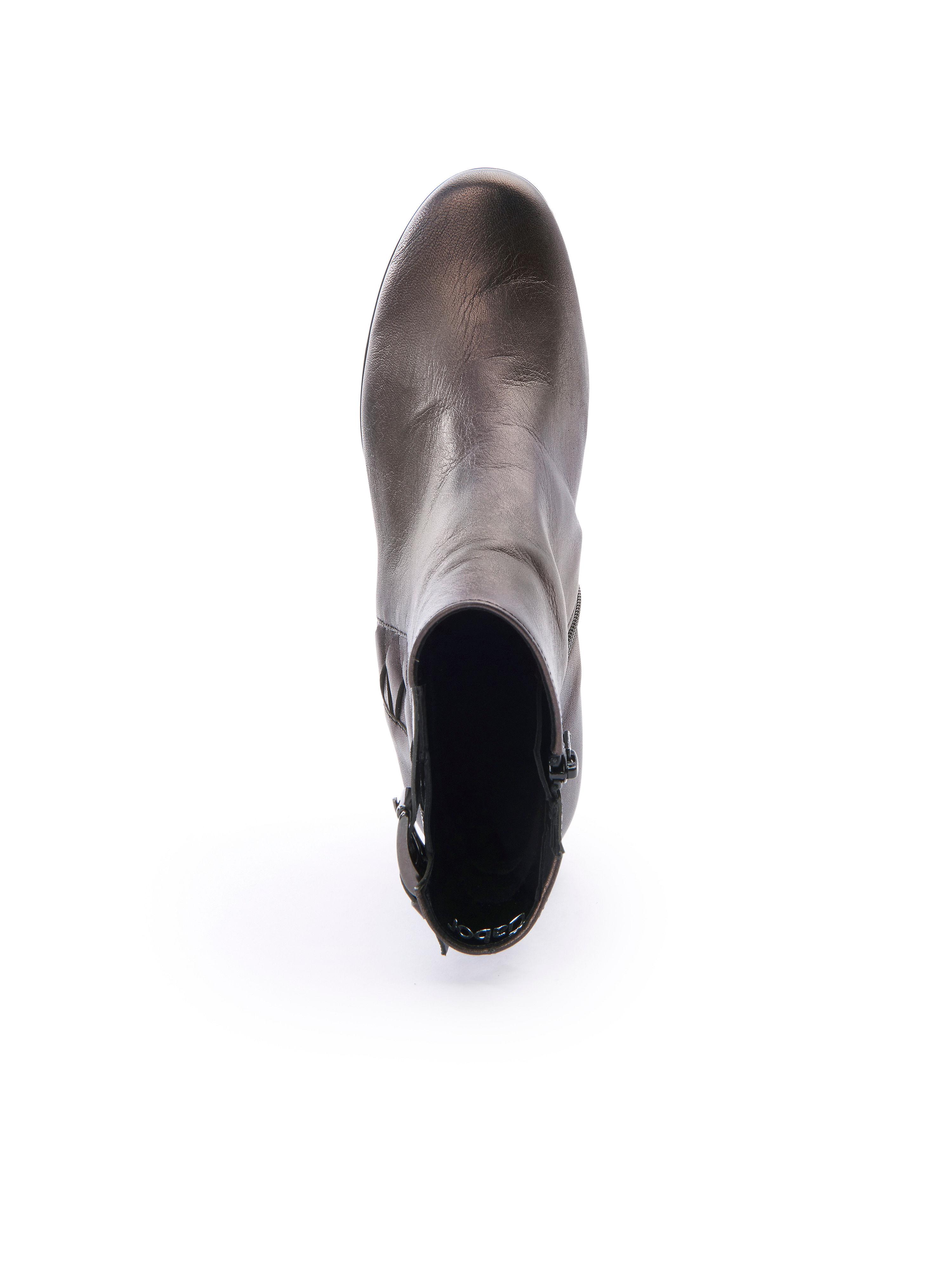 Gabor Gute - Stiefelette - Anthrazit-Metallic Gute Gabor Qualität beliebte Schuhe 686993