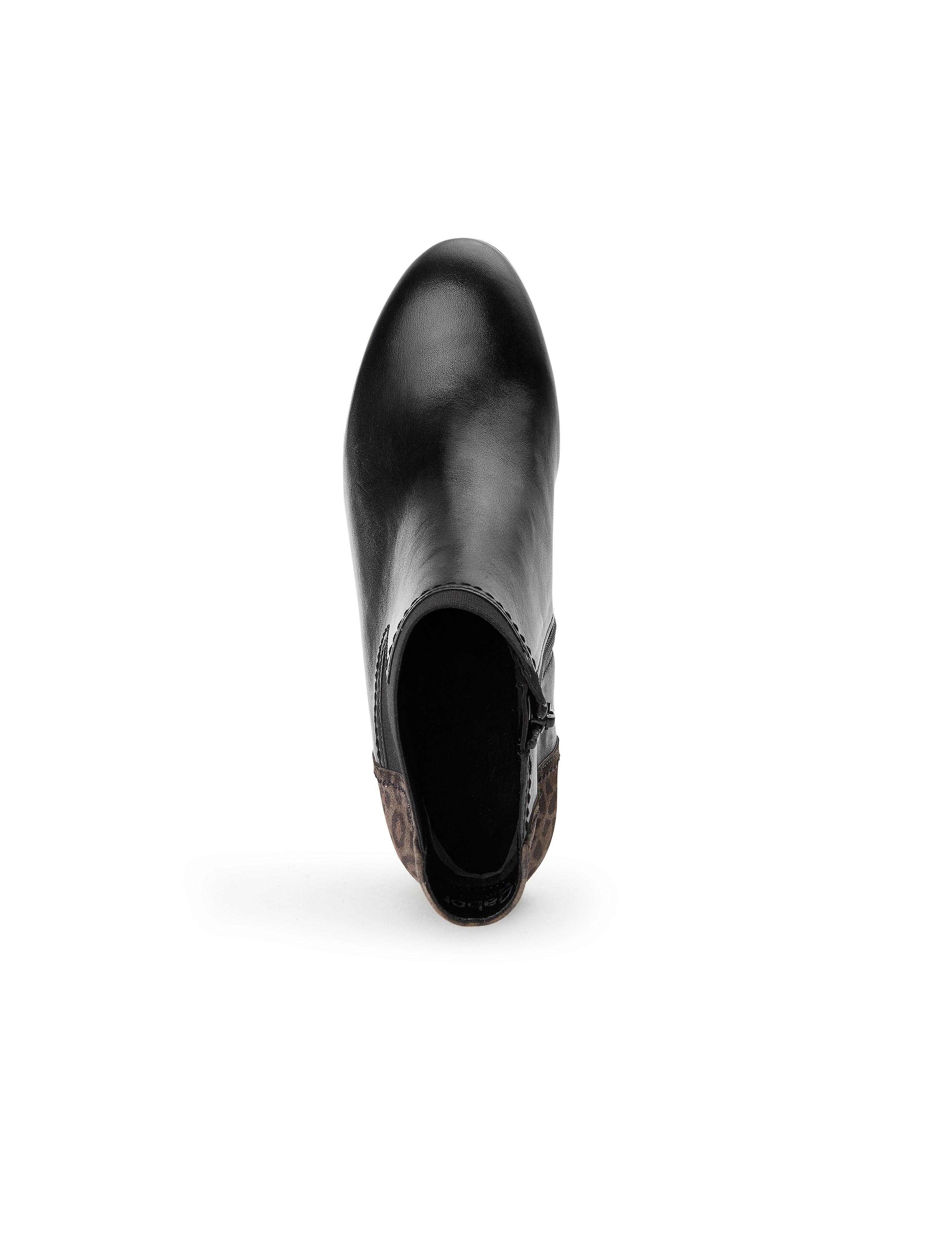 Gabor - Stiefelette Qualität asu 100% Leder - Schwarz Gute Qualität Stiefelette beliebte Schuhe 4df230