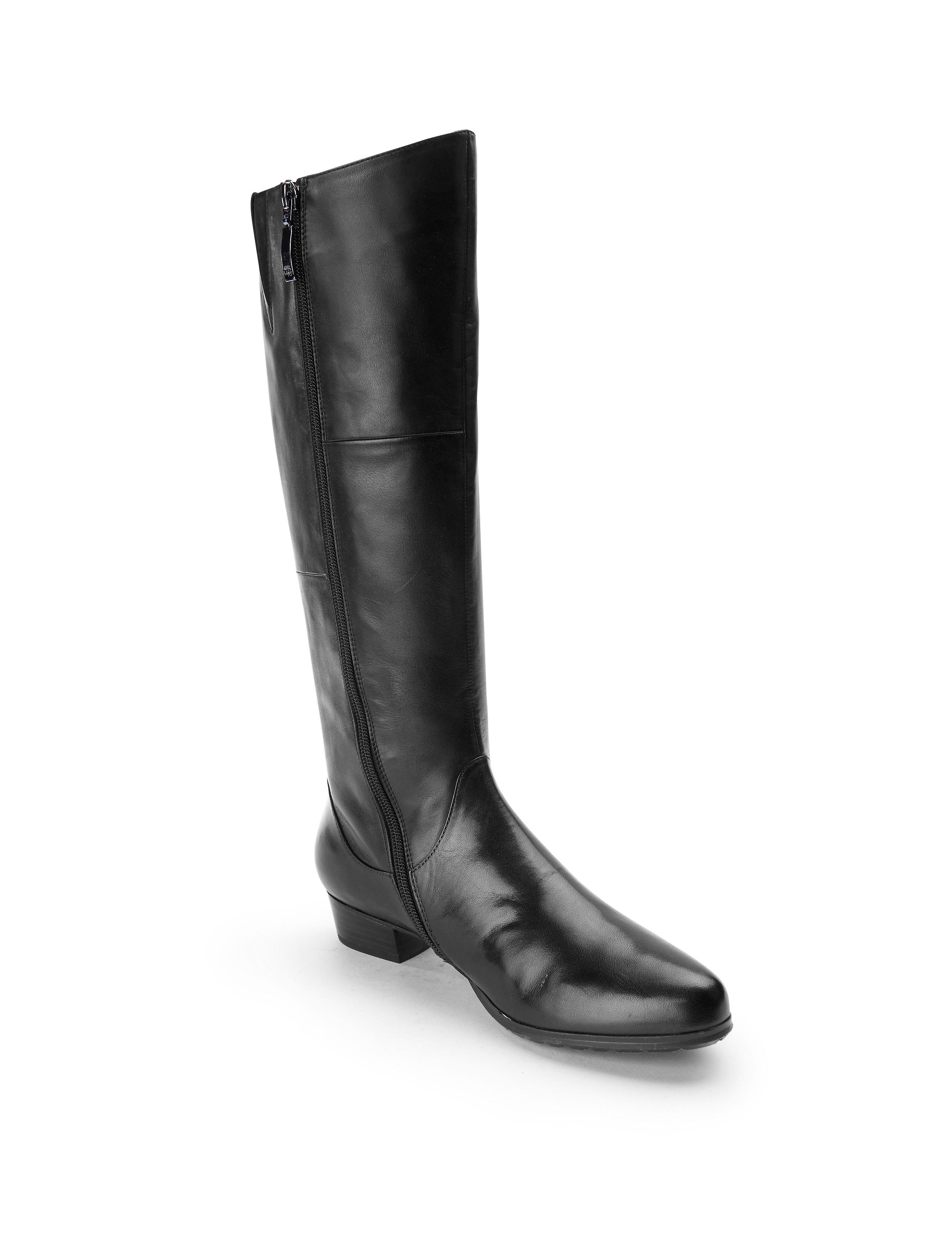 Gerry Weber - Langschaft-Stiefel - Schwarz Gute Qualität beliebte Schuhe